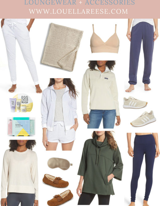 2018 Nordstrom Anniversary Sale Loungewear featured on Louella Reese Life & Style Blog