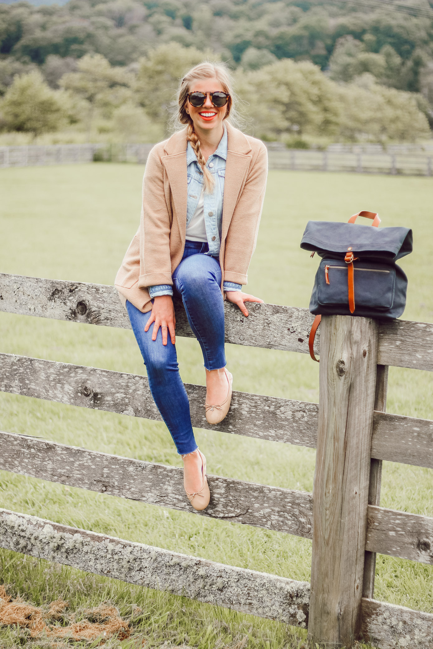5 Fall Looks to Recreate from the Nordstrom Anniversary Sale | Casual Fall Style featured on Louella Reese