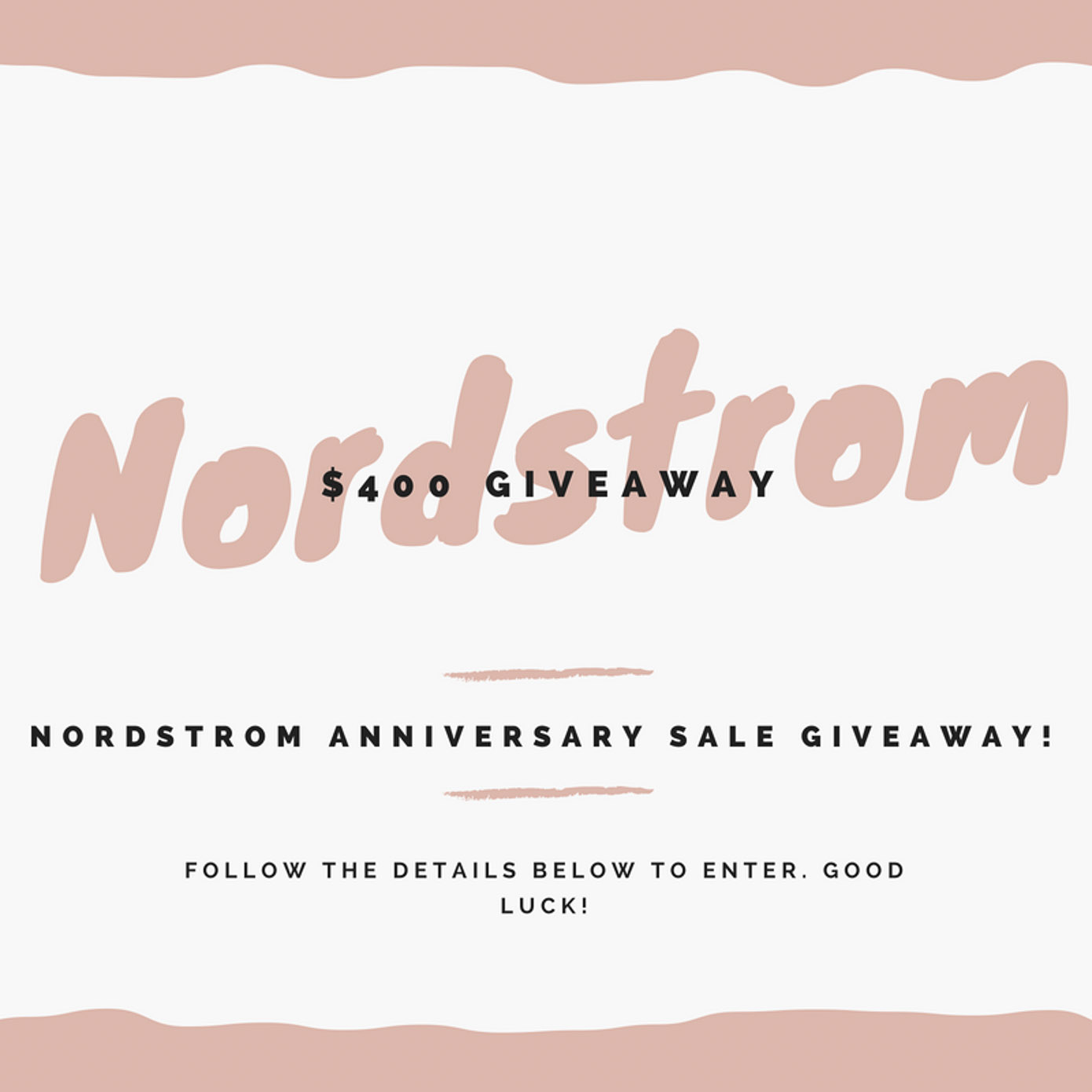 nordstrom sweepstakes the cutest printed top a huge nordstrom giveaway the 1125