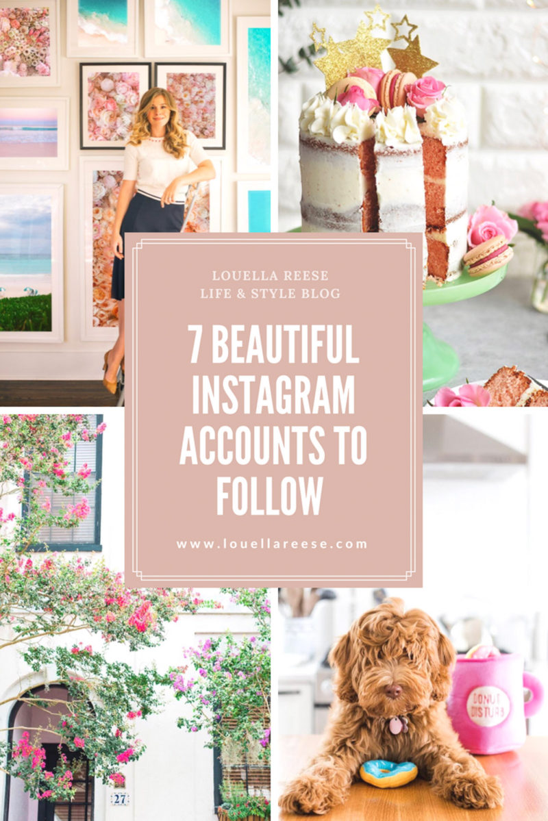 7 Beautiful Instagram Accounts to Follow Now