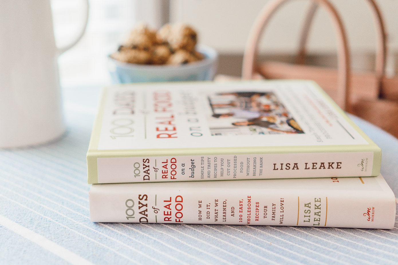 Oatmeal Raisin Energy Bites, A Healthy Cookbook You Need In Your Kitchen featured on Louella Reese Life & Style Blog