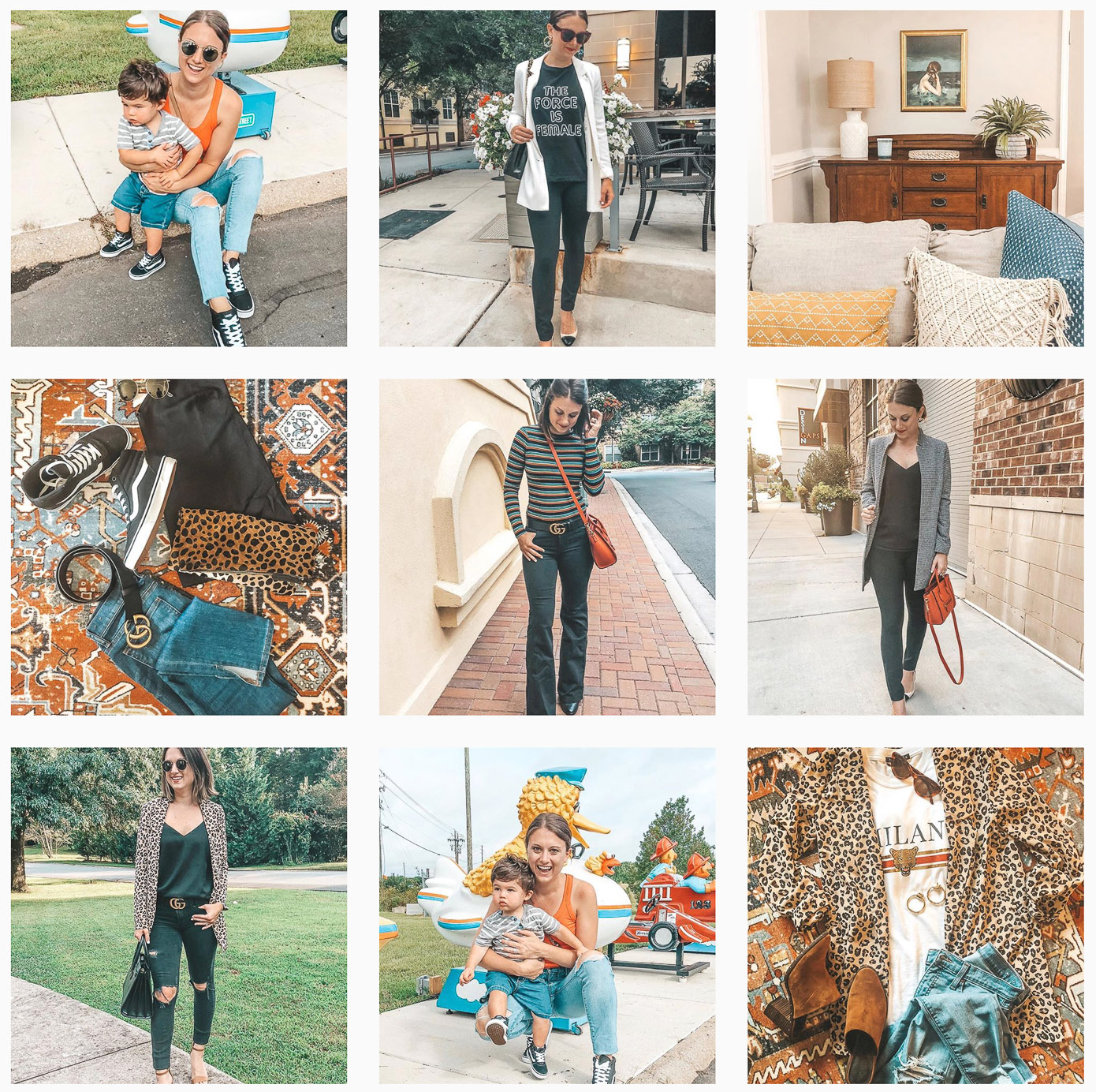 10 Charlotte Bloggers You Should Be Following featured on Louella Reese | @polishedclosets