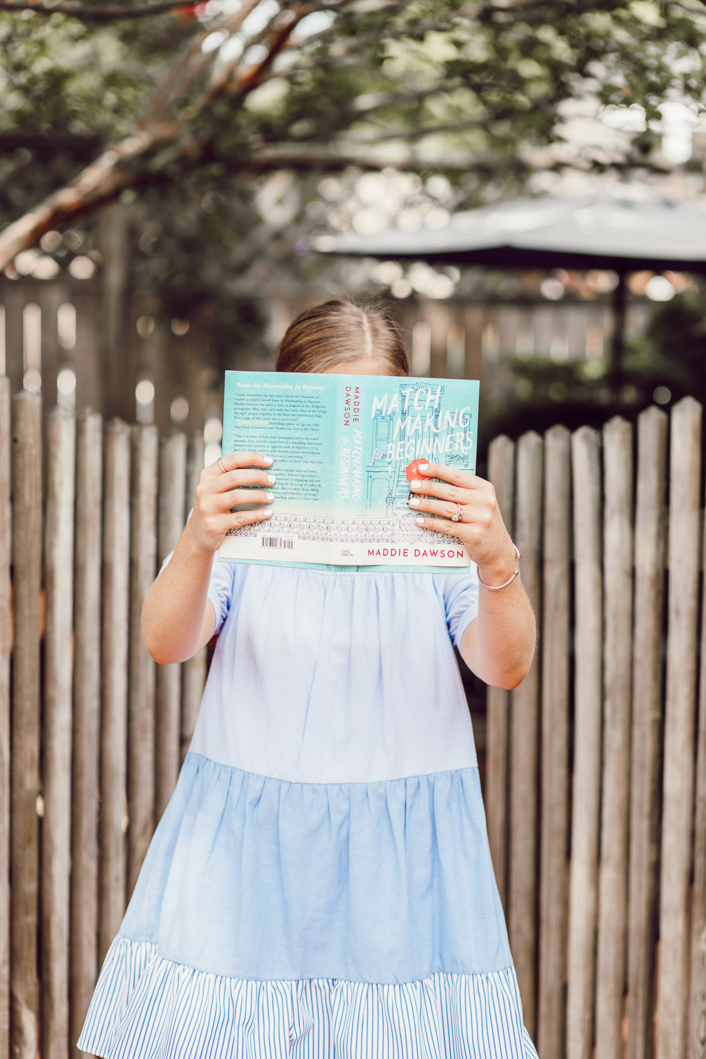 Louella Reese Summer Reading List | Matchmaking for Beginners