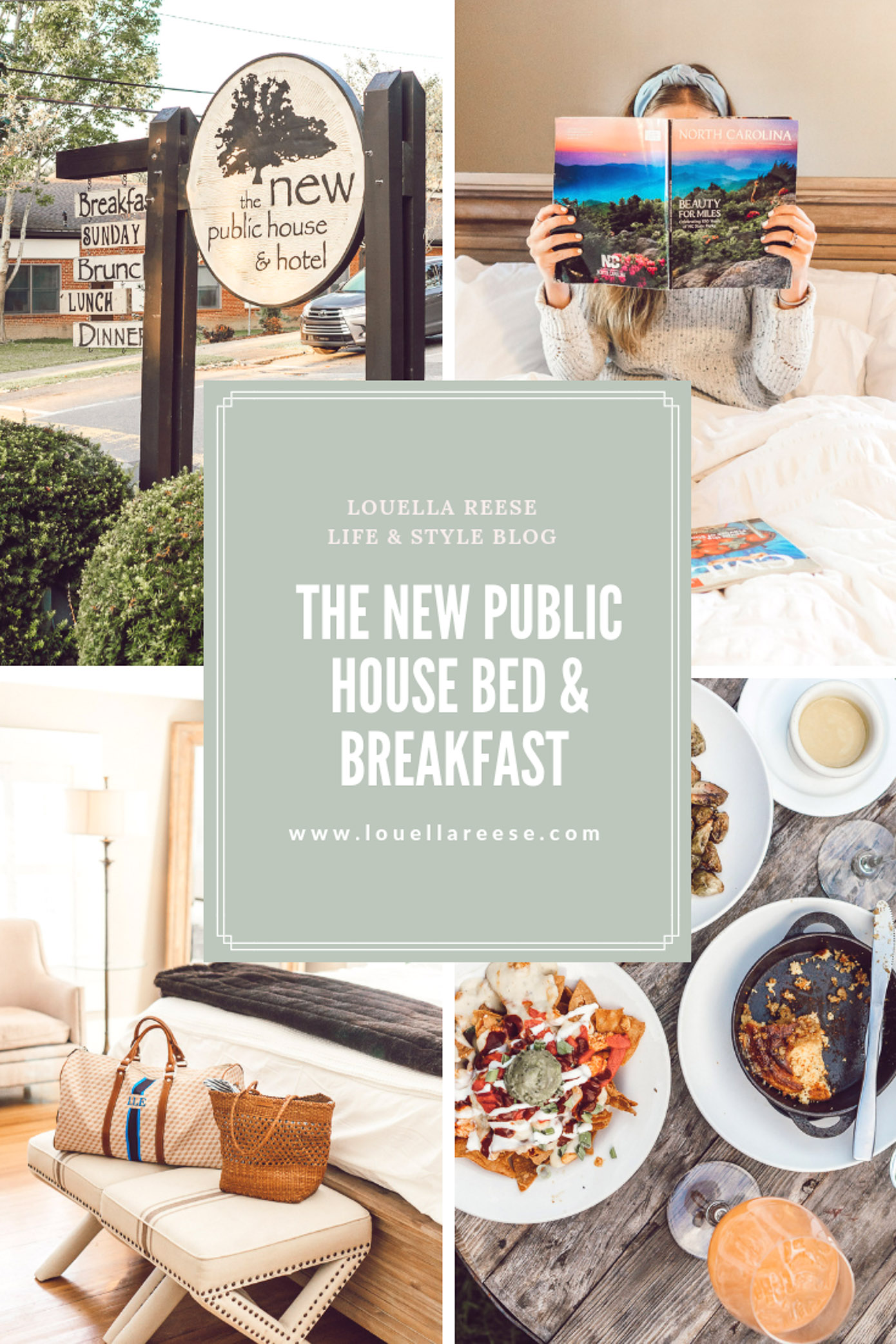 The New Public House | Blowing Rock, NC