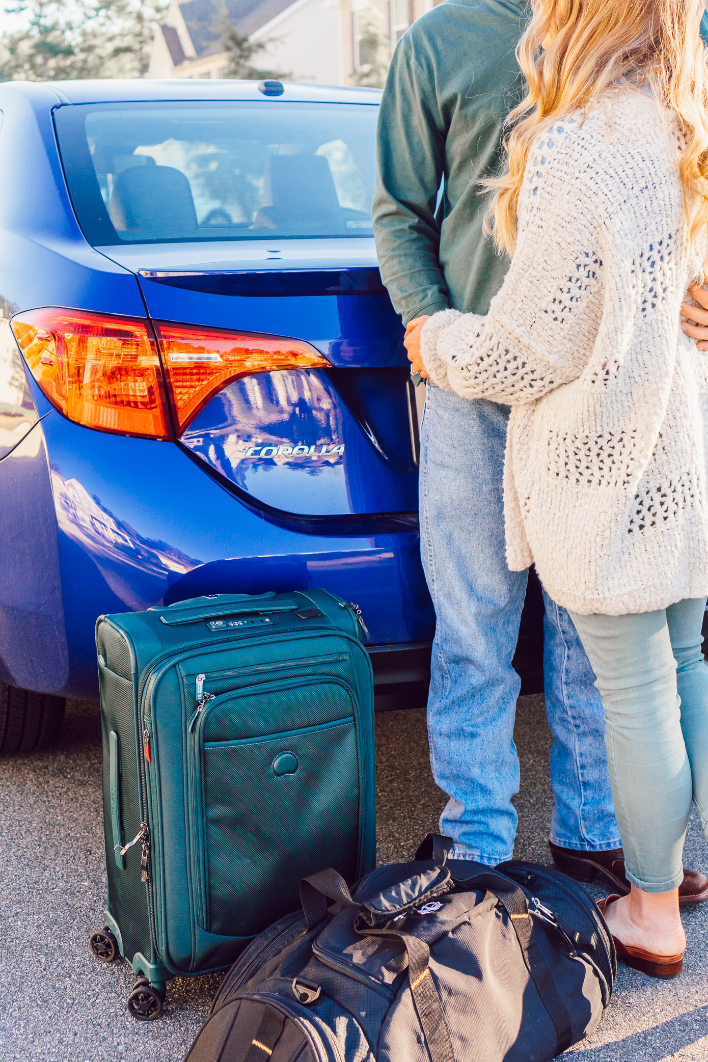 2019 Toyota Corolla | Five Ways to Reconnect on a Road Trip featured on Louella Reese Life & Style Blog