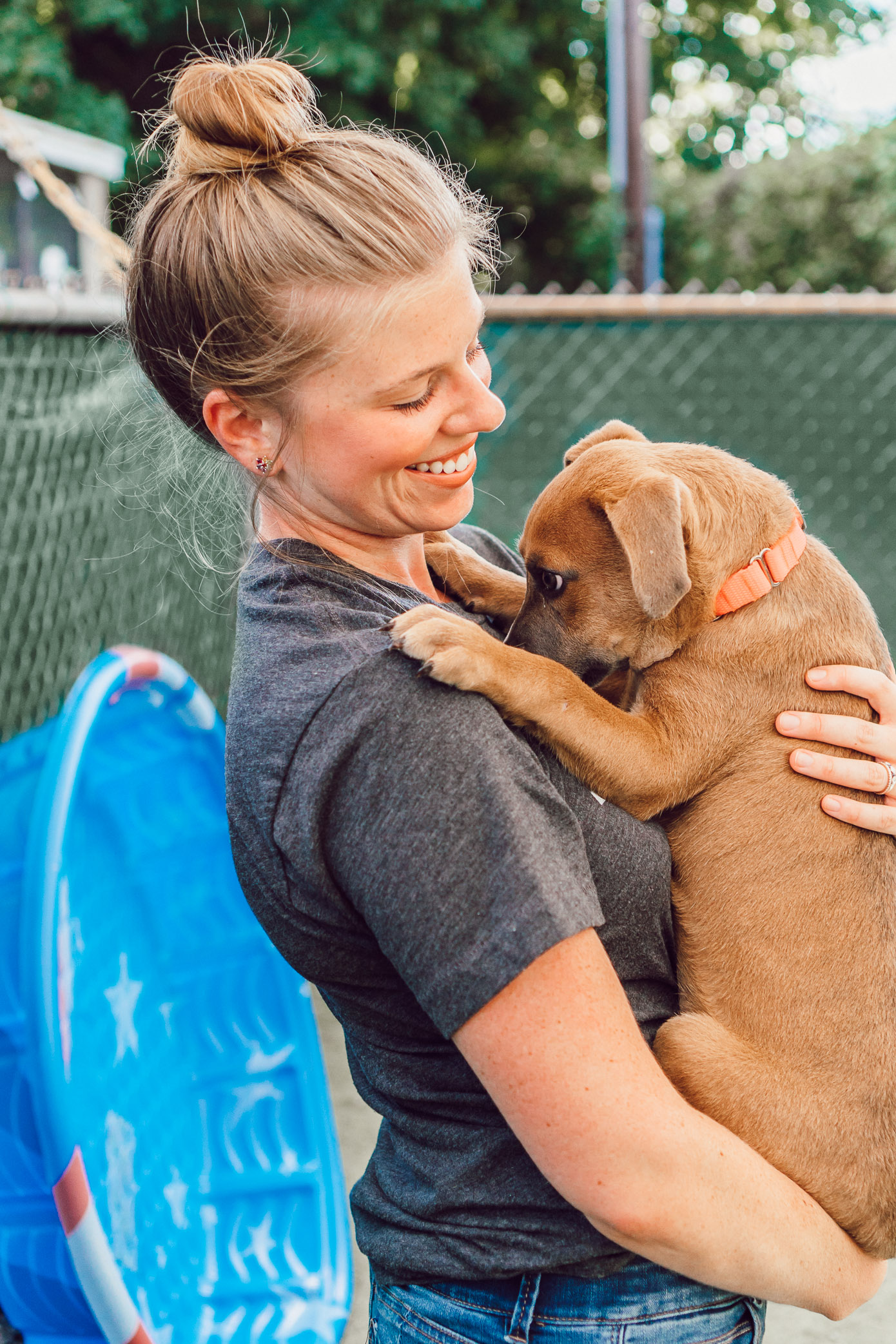 The Humane Society Charlotte featured on Louella Reese Blog