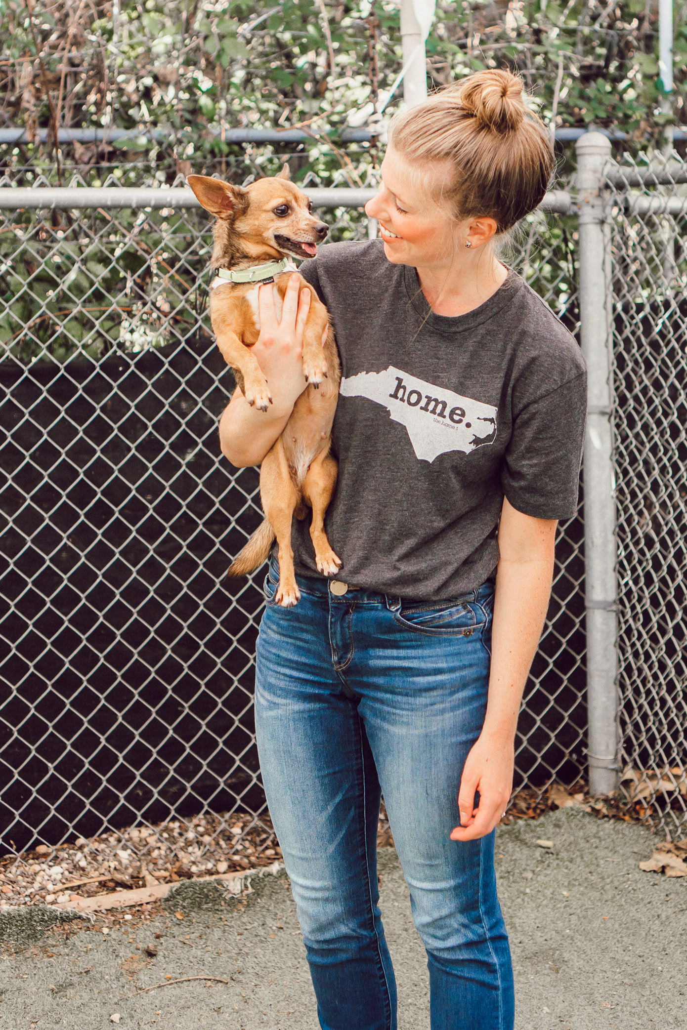 Adult Dogs Available for Adoption in Charlotte NC | The Humane Society Charlotte featured on Louella Reese Life & Style Blog