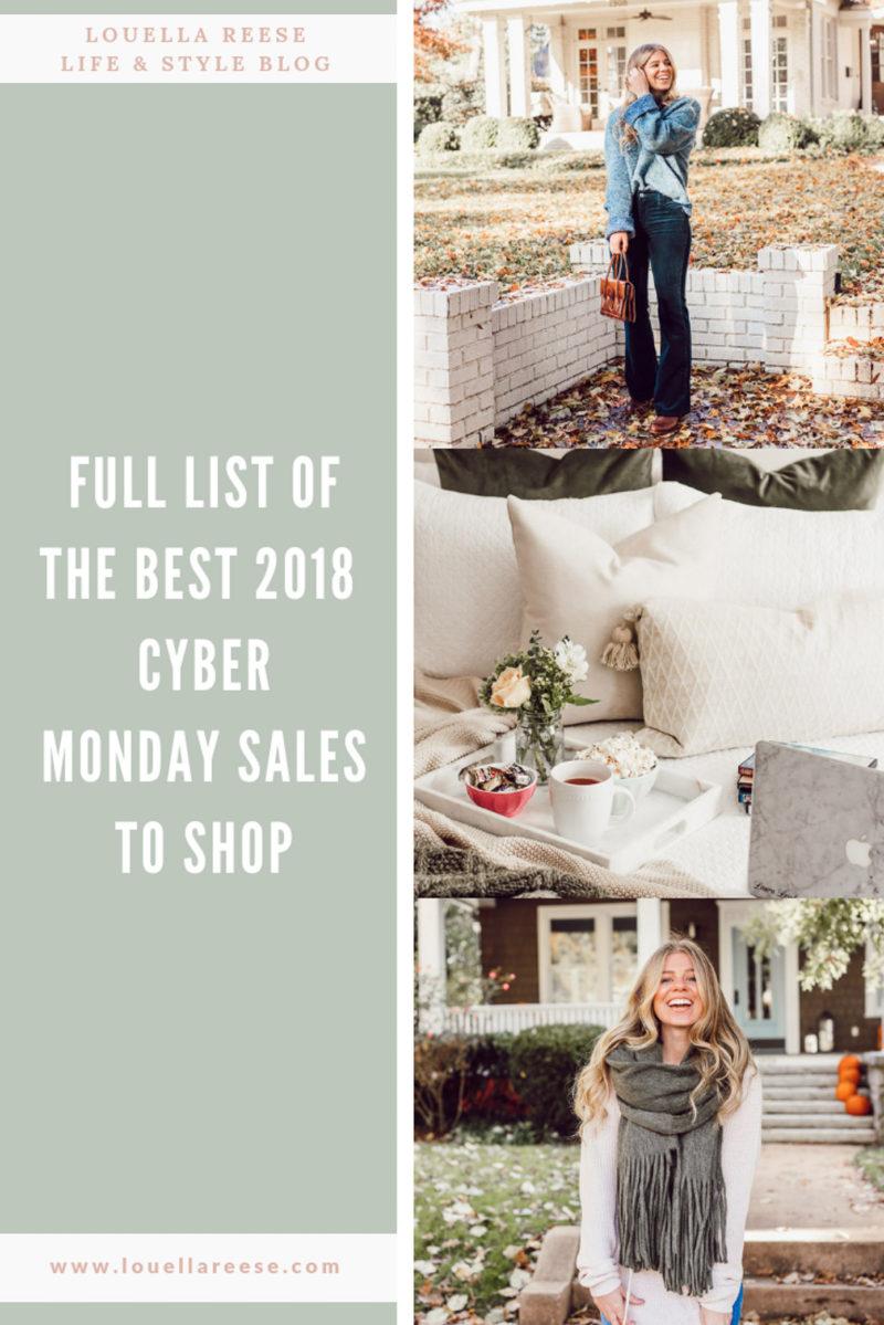 Best 2018 Cyber Monday Sales