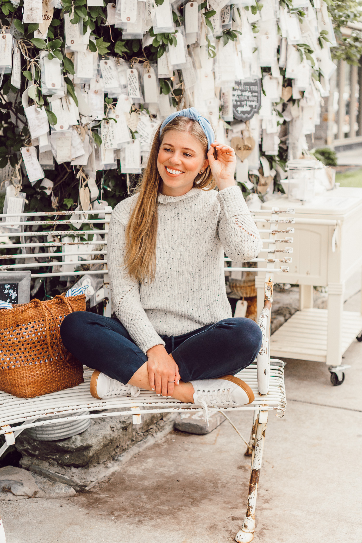 Louella Reese 2018 Year Review Top IG Photos | Cozy, Casual Outfit Idea