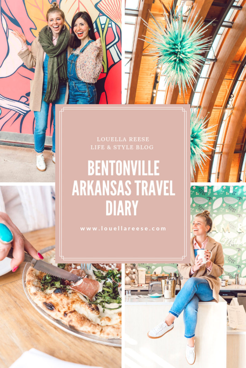 Bentonville Arkansas Travel Diary