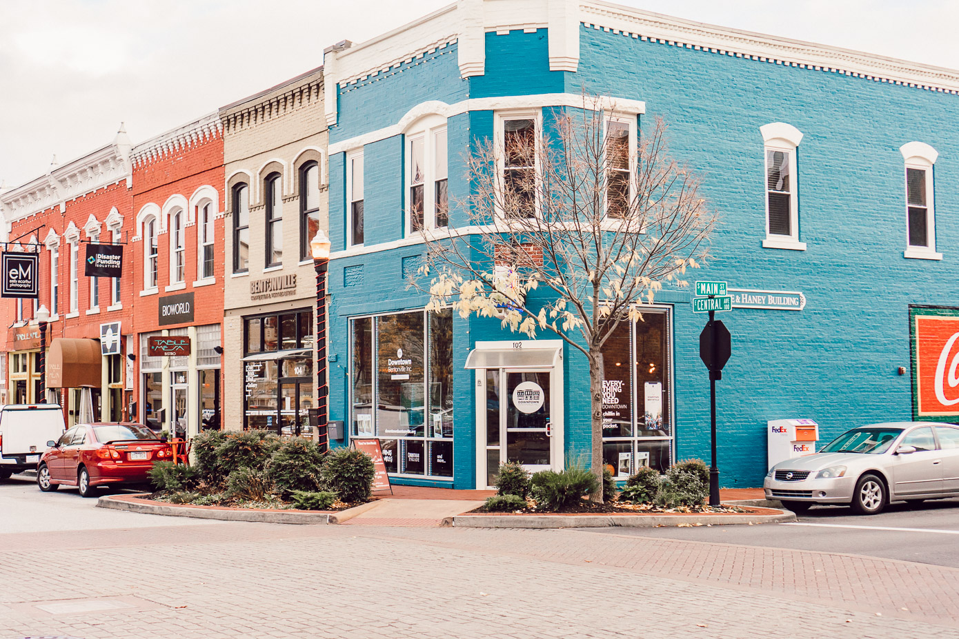 Bentonville Arkansas Travel Diary featured on Louella Reese | Unexpected Long Weekend Getaway