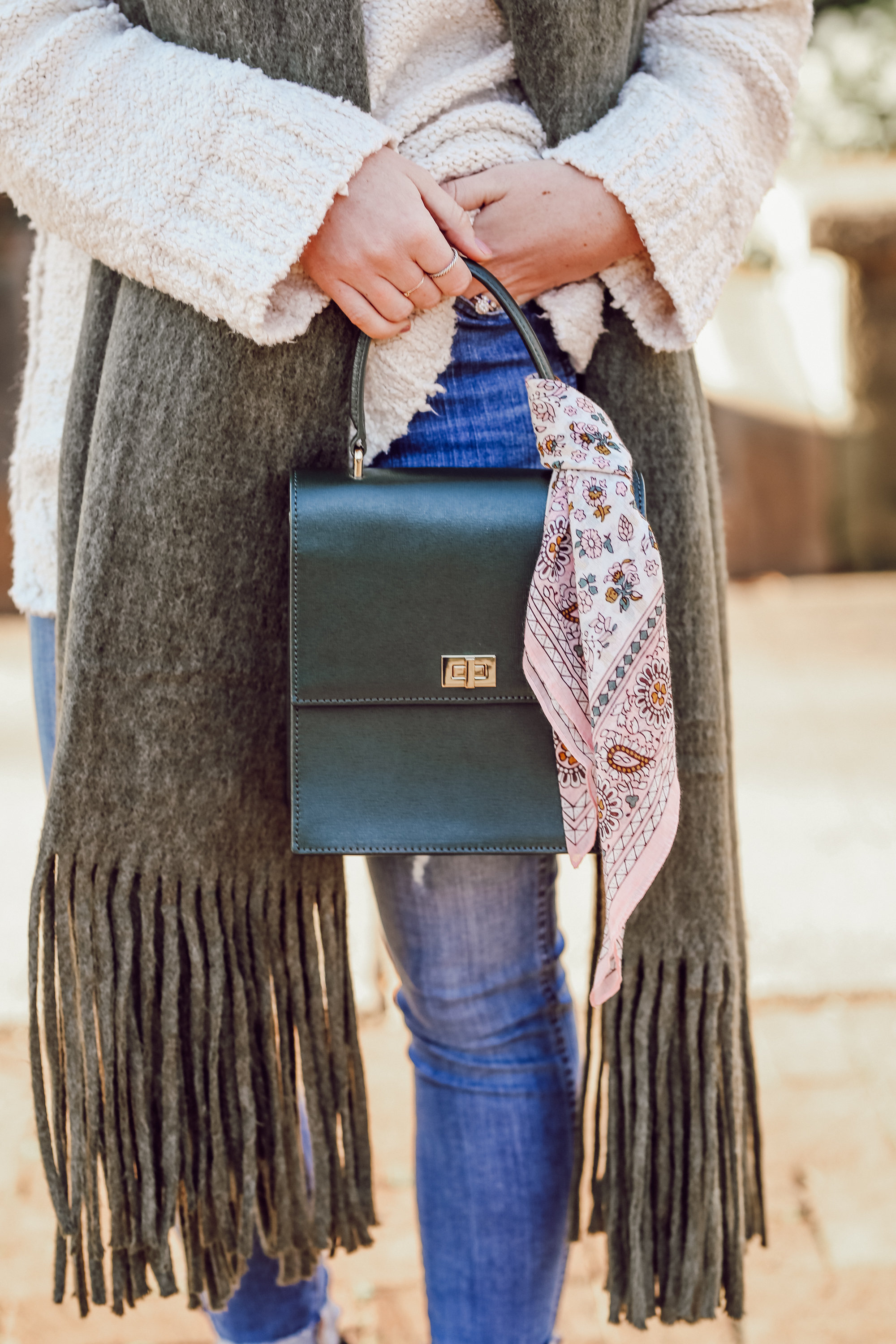 What to Wear to Brewery Hopping in the Winter | Casual Everyday Style | Louella Reese