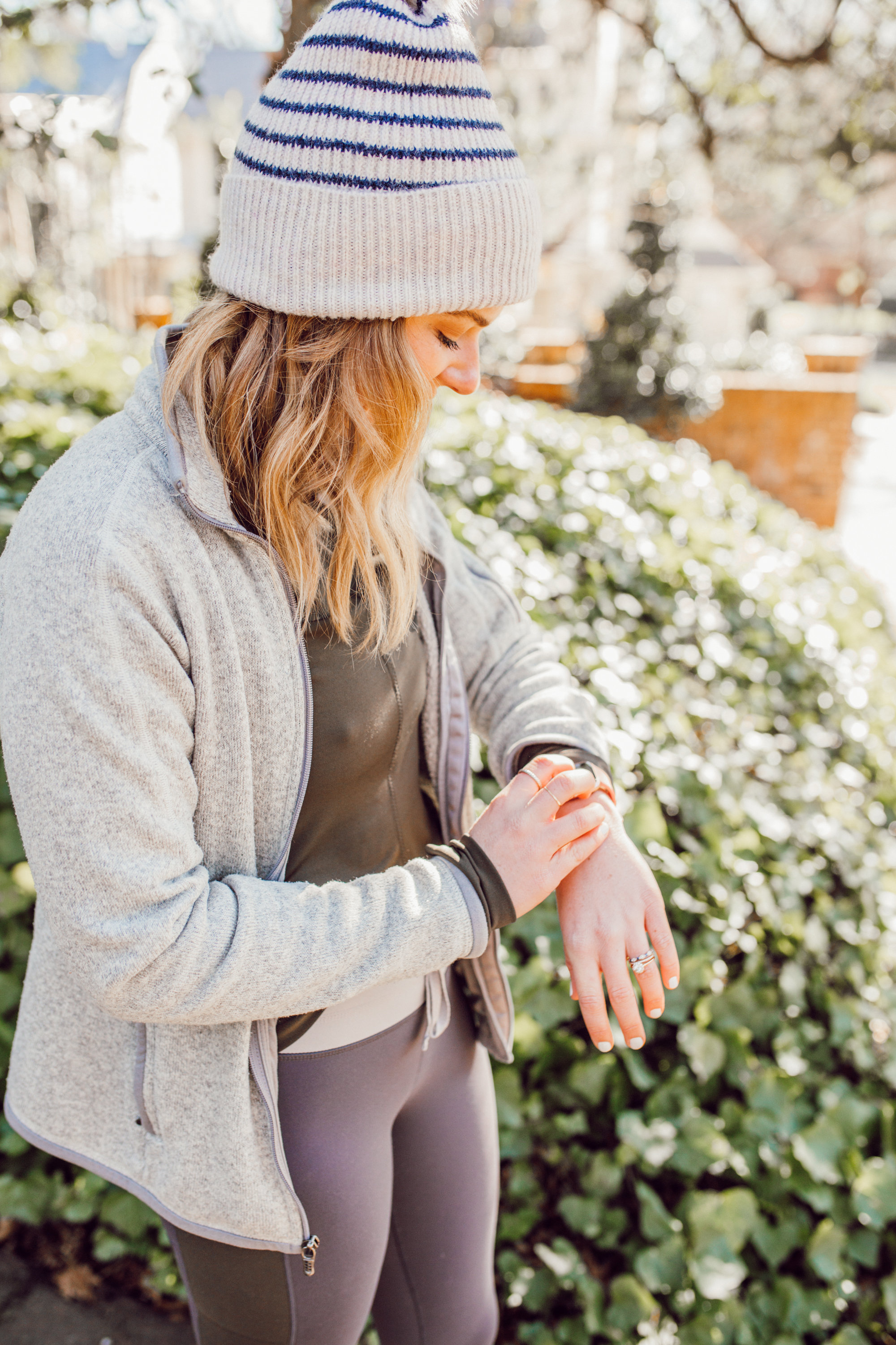 FWTFL vs BBG: How they compare and overall thoughts on the two programs | Cute Winter Activewear | Louella Reese