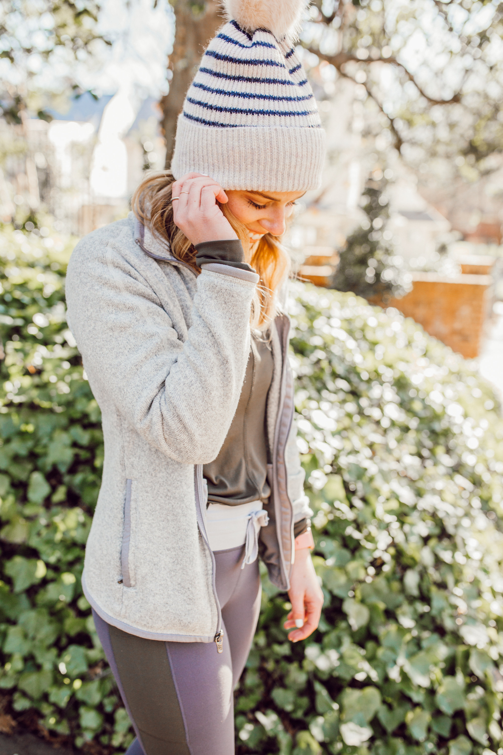 FWTFL vs BBG: How they compare and overall thoughts on the two programs | Winter Athleisure Wear | Louella Reese