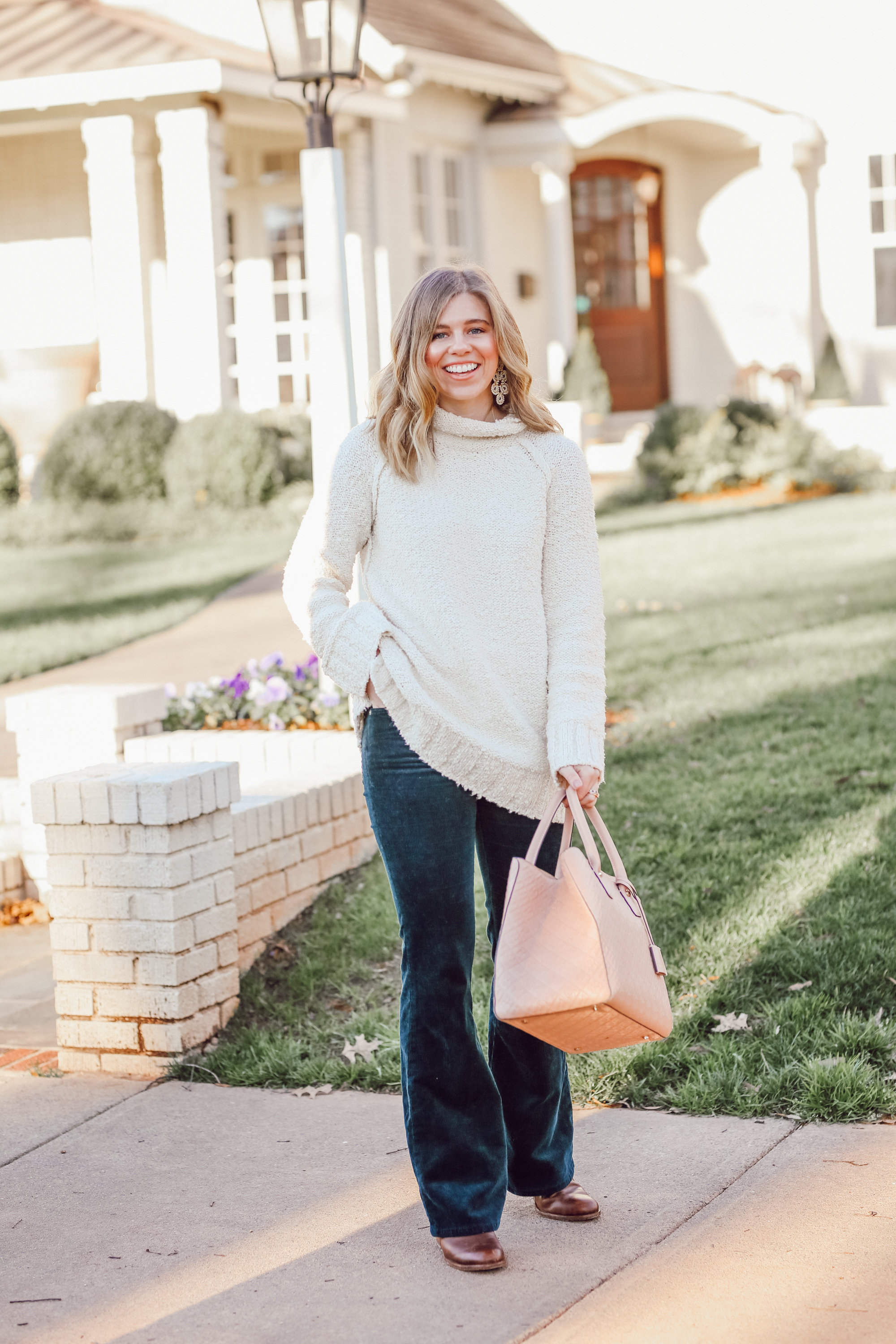 The Perfect Everyday Neutral Sweater | Louella Reese