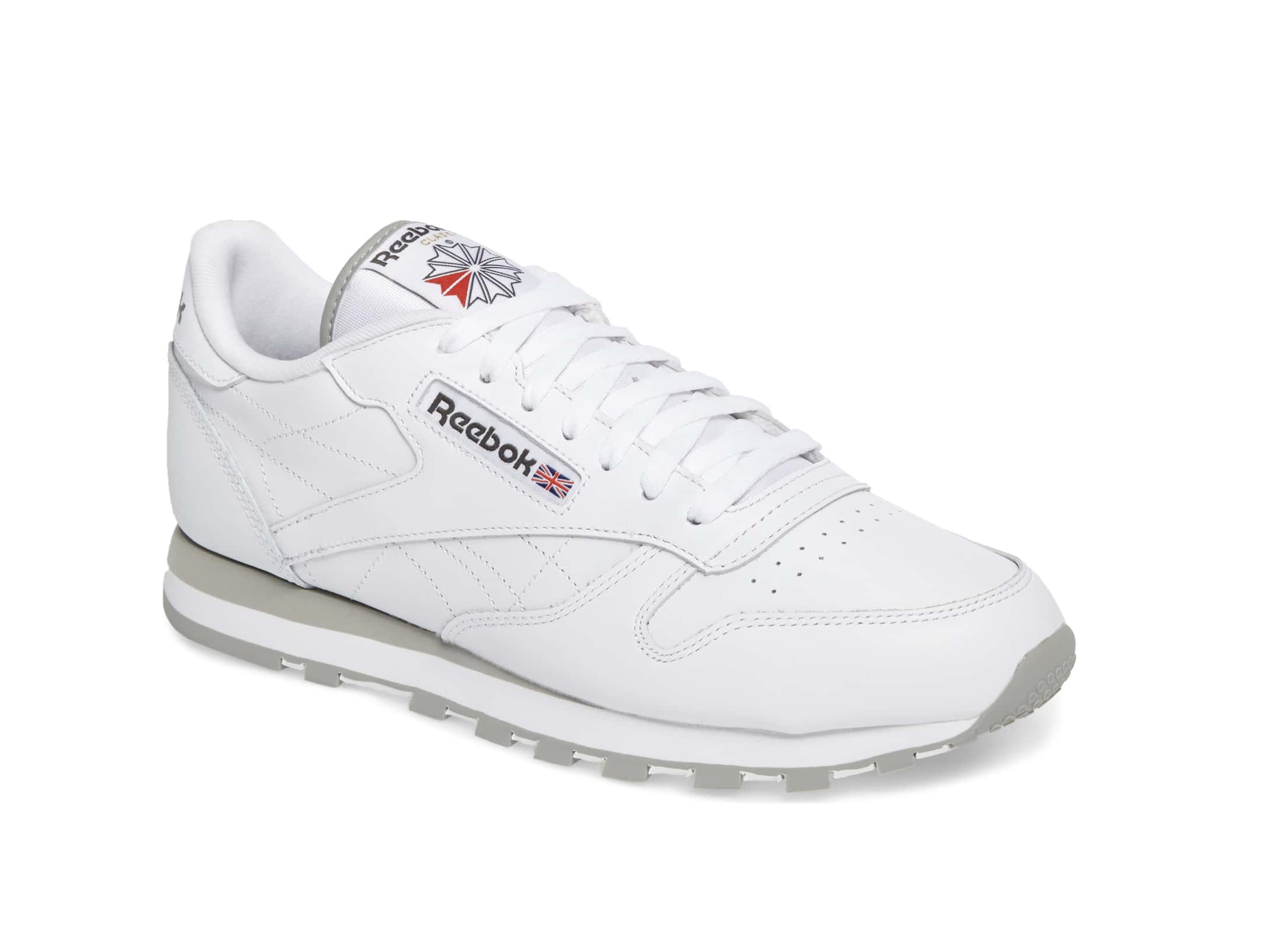 Laura Leigh of Louella Reese shares her favorite summer purchases of winter 2018 including Reebok Classic Leather Sneakers