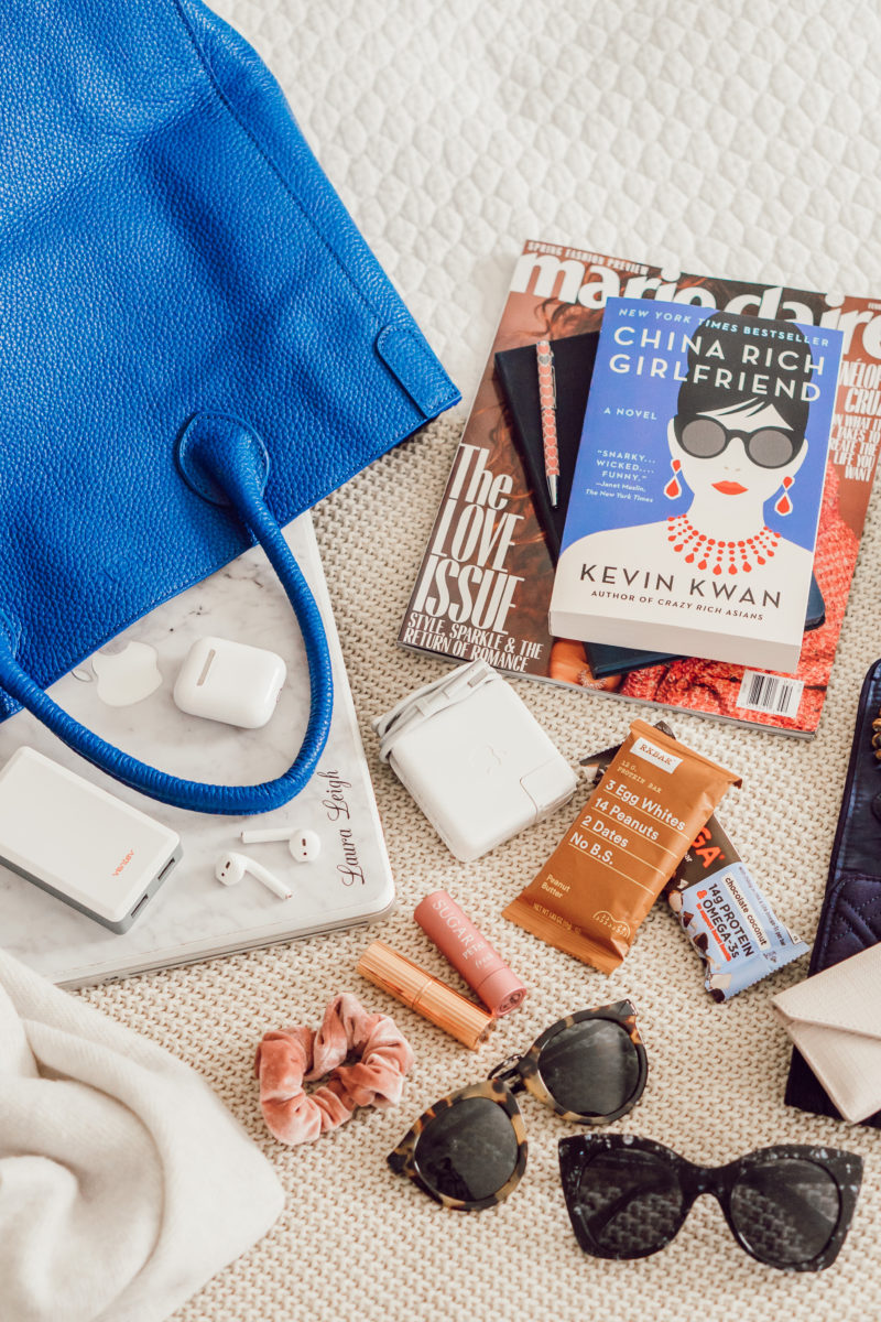 What's In My NYFW Carry On Bag