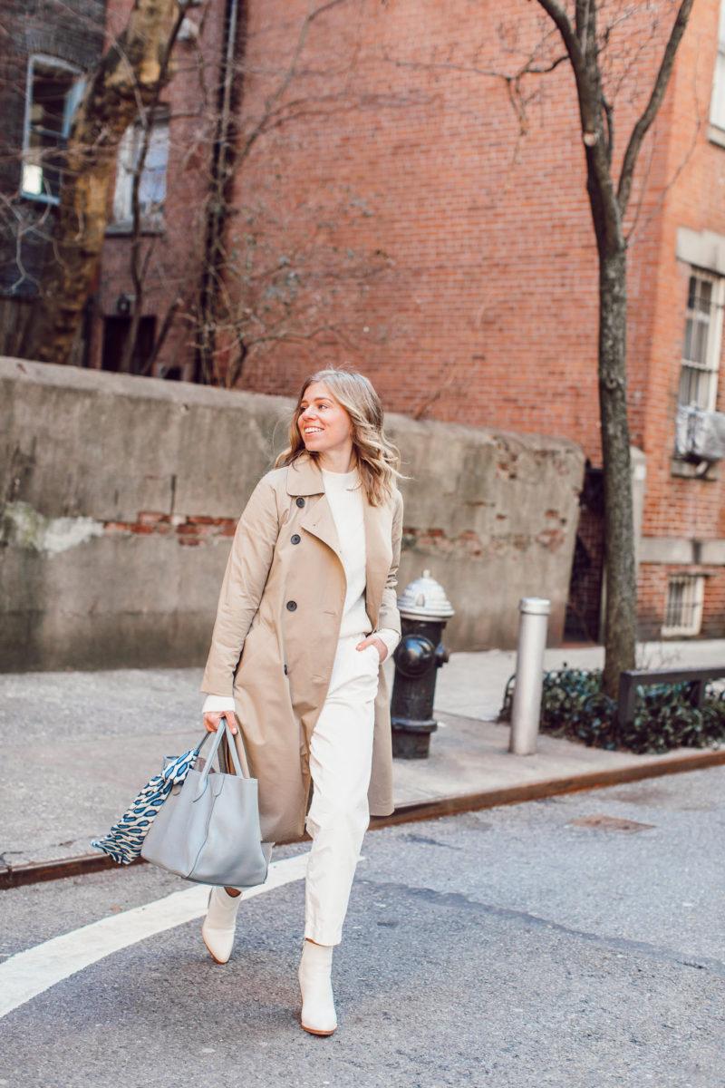 Foolproof Winter Workwear Inspiration | NYFW 2019