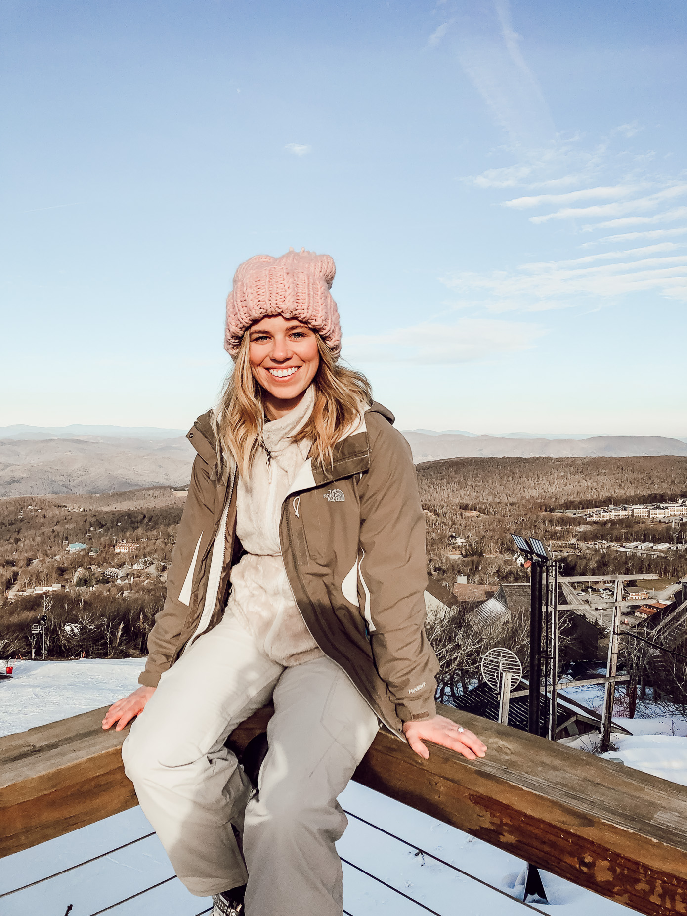 January 2019 Recap | Louella Reese | Top of Beech Mountain Resort, Beech Mountain NC