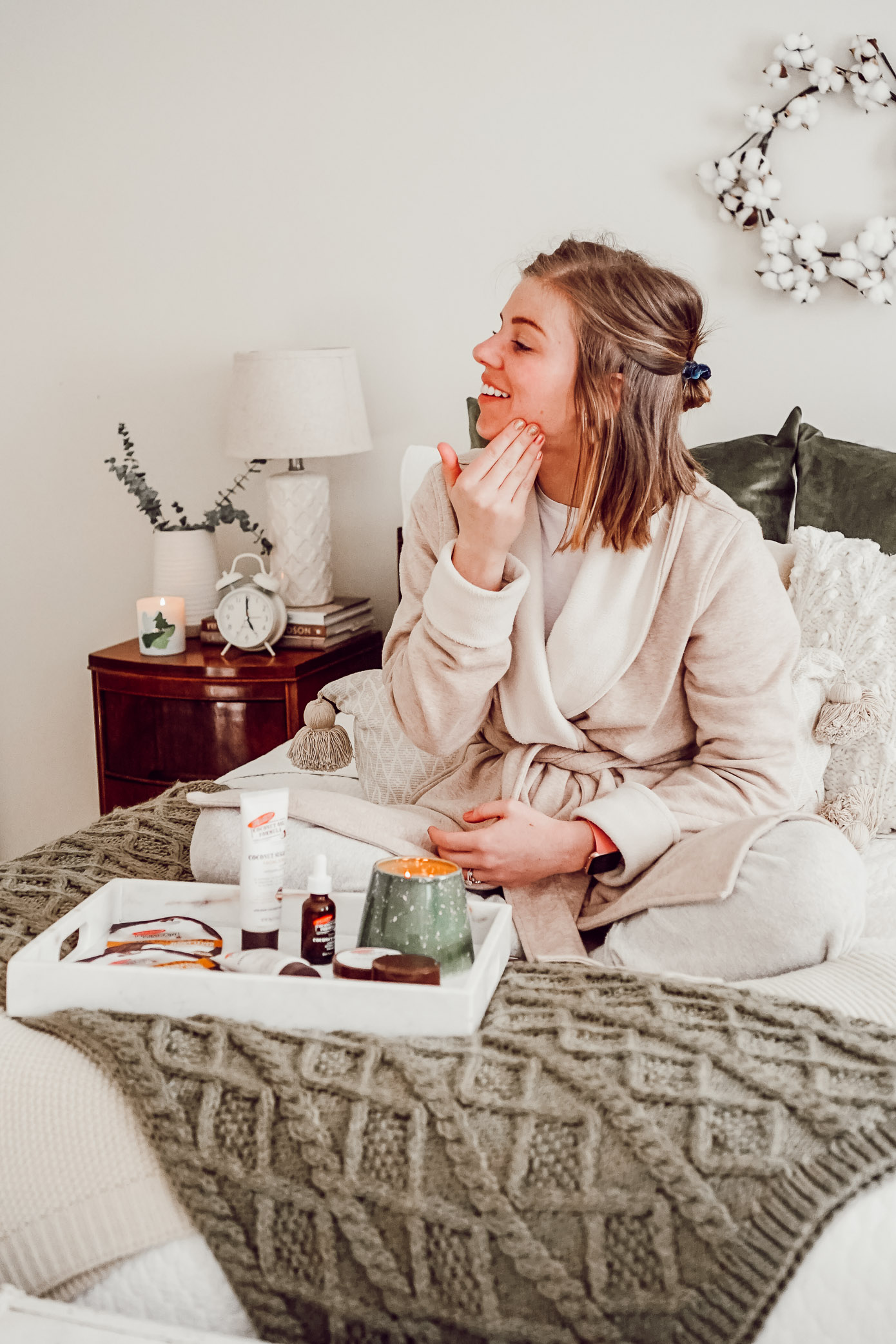 Fives Ways to Give Your Skin a Healthy Glow featured on Louella Reese