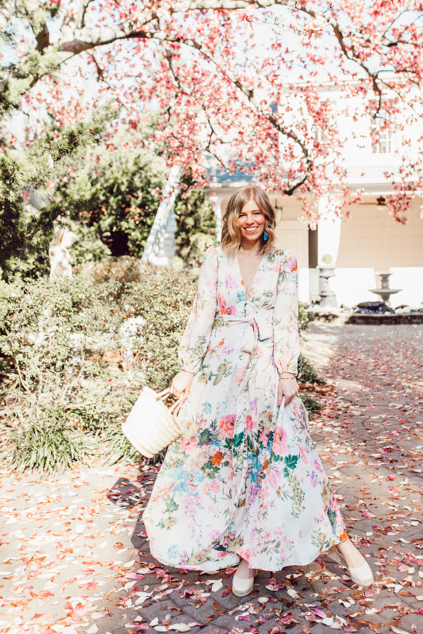 Easter Style: the best Easter dresses to wear this year | Louella Reese | | ft. Chicwish, Soludos, Lisi Lerch