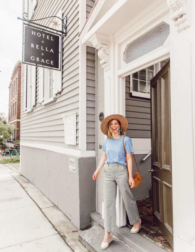 Hotel Bella Grace Charleston Review | Where to Stay in Charleston, Charleston Boutique Hotels | Louella Reese