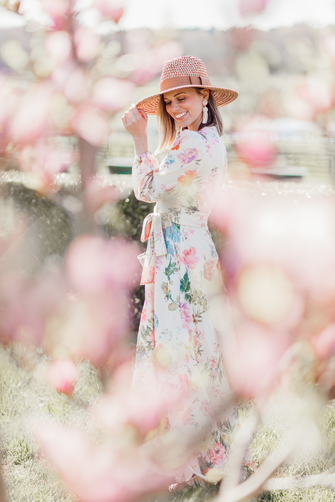 What to wear to a horse race + the best spring dresses of the season | Louella Reese