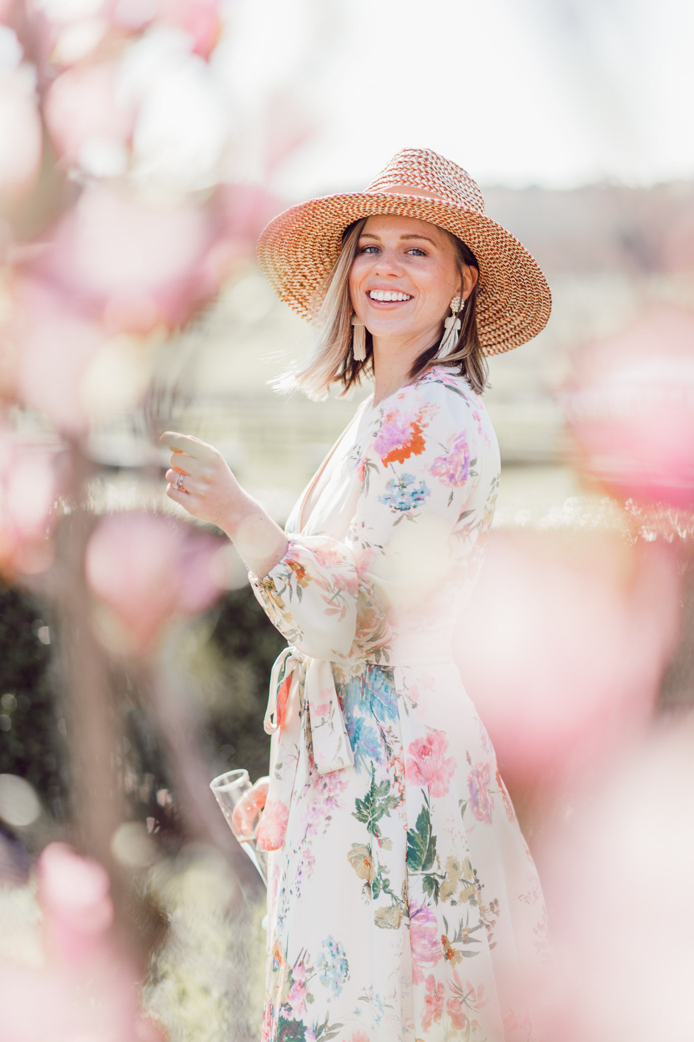 Queens Cup Steeplechase outfit ideas 2019 + the best floral dresses of the season to shop now | Louella Reese