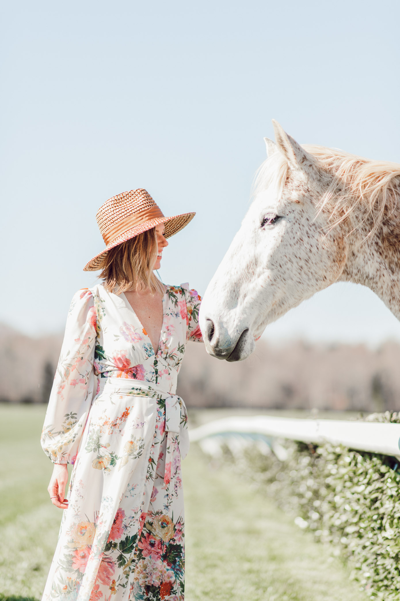 What to Wear to a Horse Race | Ft. Chichwish, Brixton, Lisi Lerch | Louella Reese