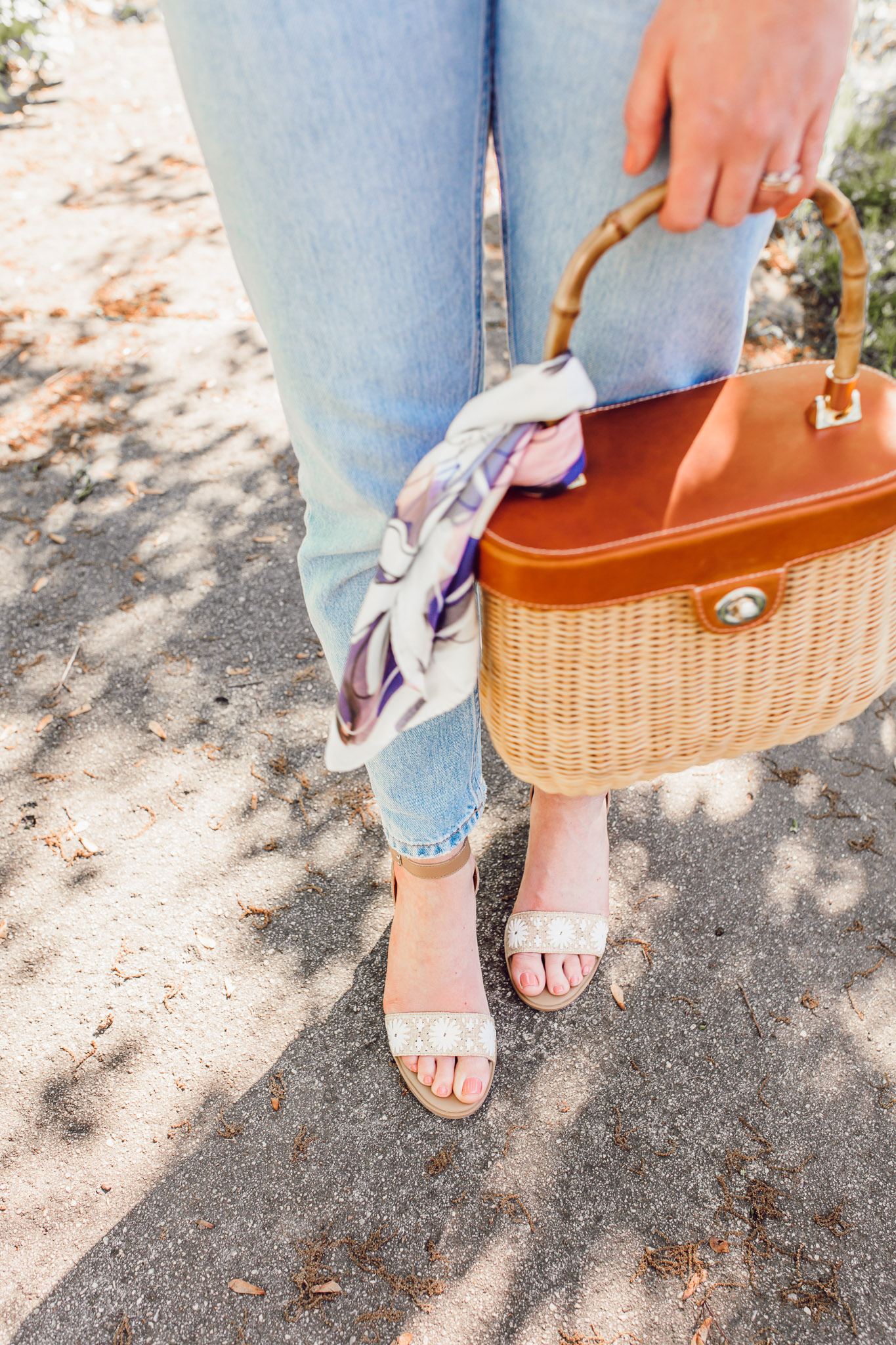 Wicker Handbags for Spring and Summer 2019 | Louella Reese