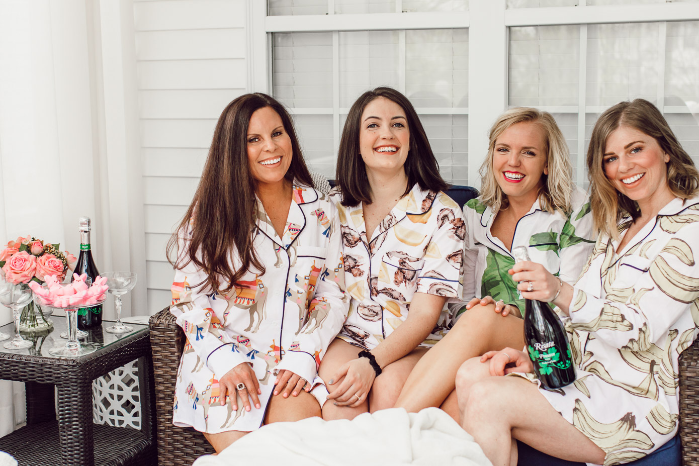 Grown Up Pajama Party | Fun Pajamas for Spring | Louella Reese