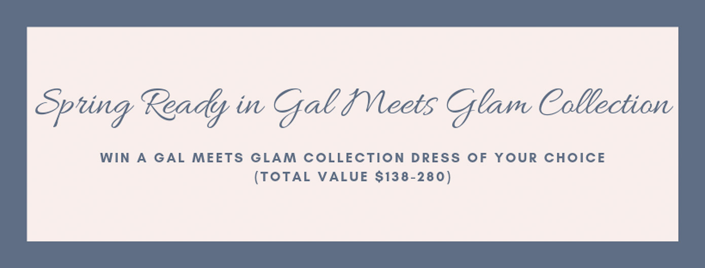 Louella Reese-Gal Meets Glam Collection Giveaway