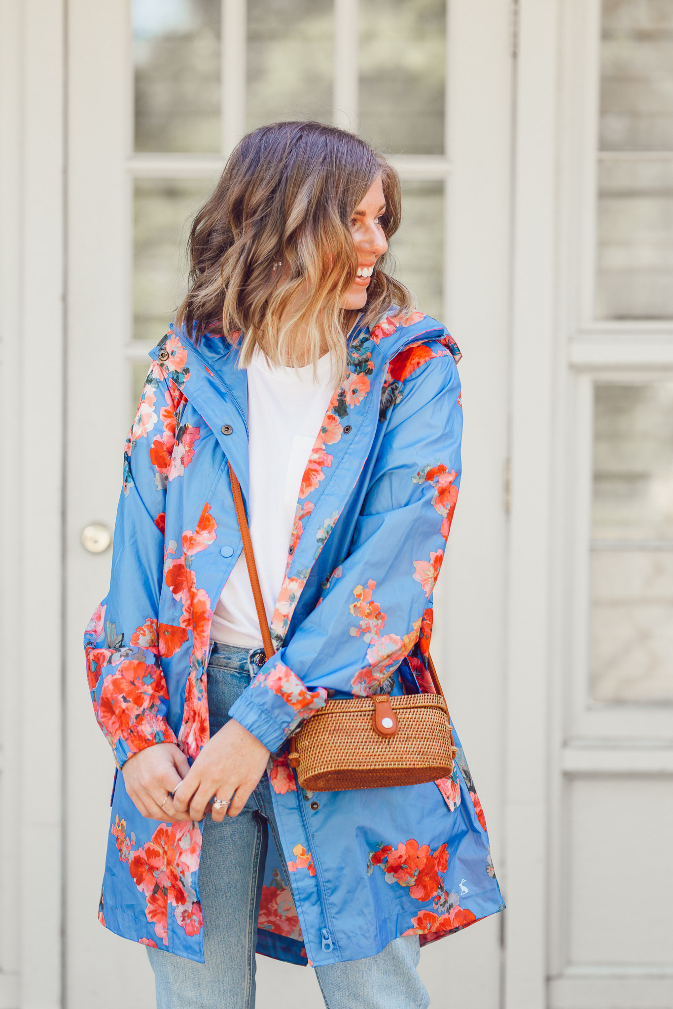 The Cutest Jackets To Prep You For Spring Showers | Louella Reese
