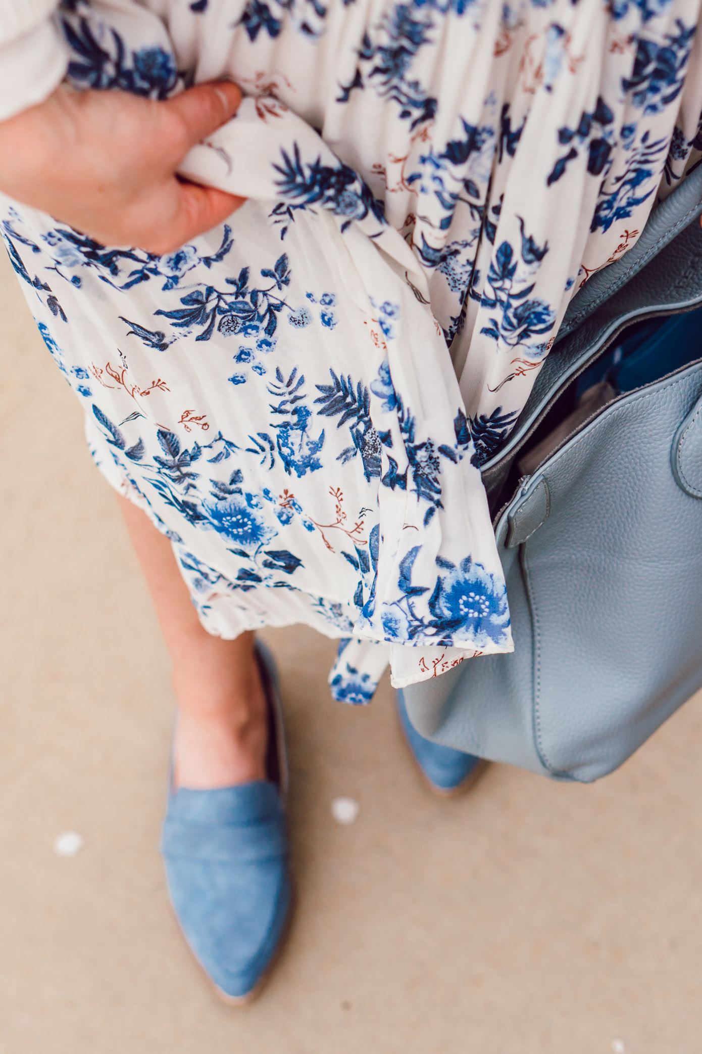 Recent Spring Looks + Spring Dresses & Skirts | Casual Spring Outfit Idea featuring Chicwish and Beck Bags