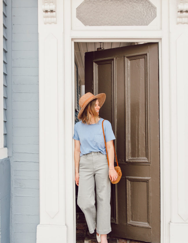 Laura Leigh of Louella Reese shares her favorite spring purchases of spring 2019 including the best basics for spring