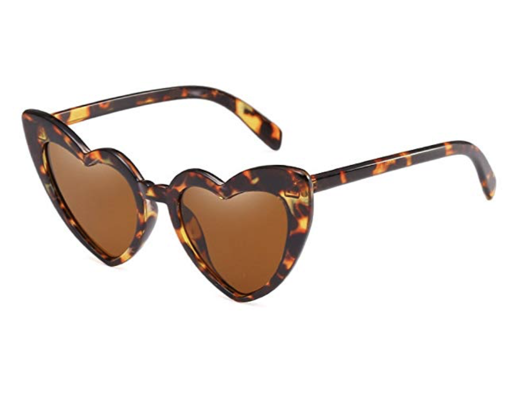 Laura Leigh of Louella Reese shares her favorite spring purchases of spring 2019 including heart shaped sunglasses under $10