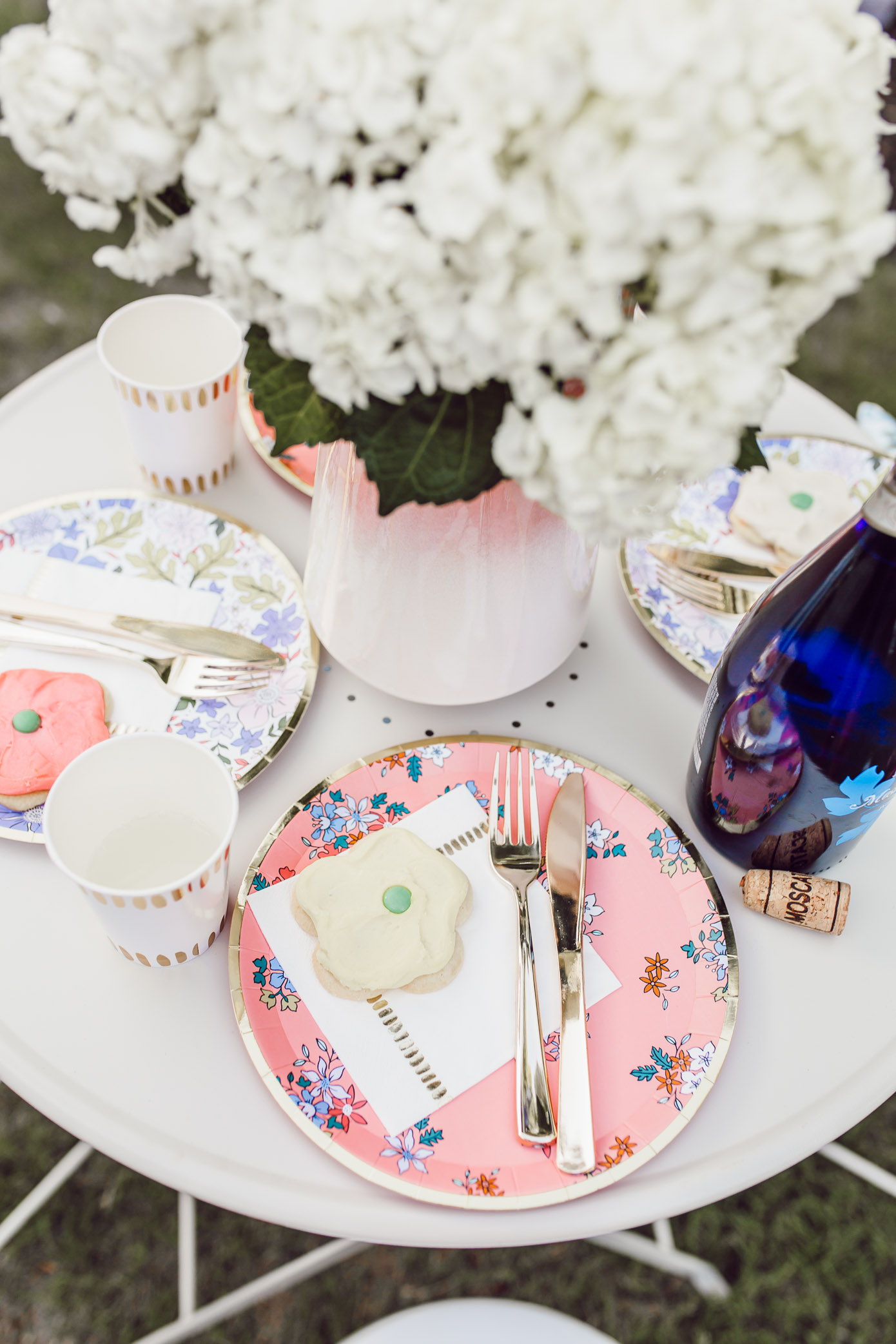 What to Serve at a Garden Party | Louella Reese