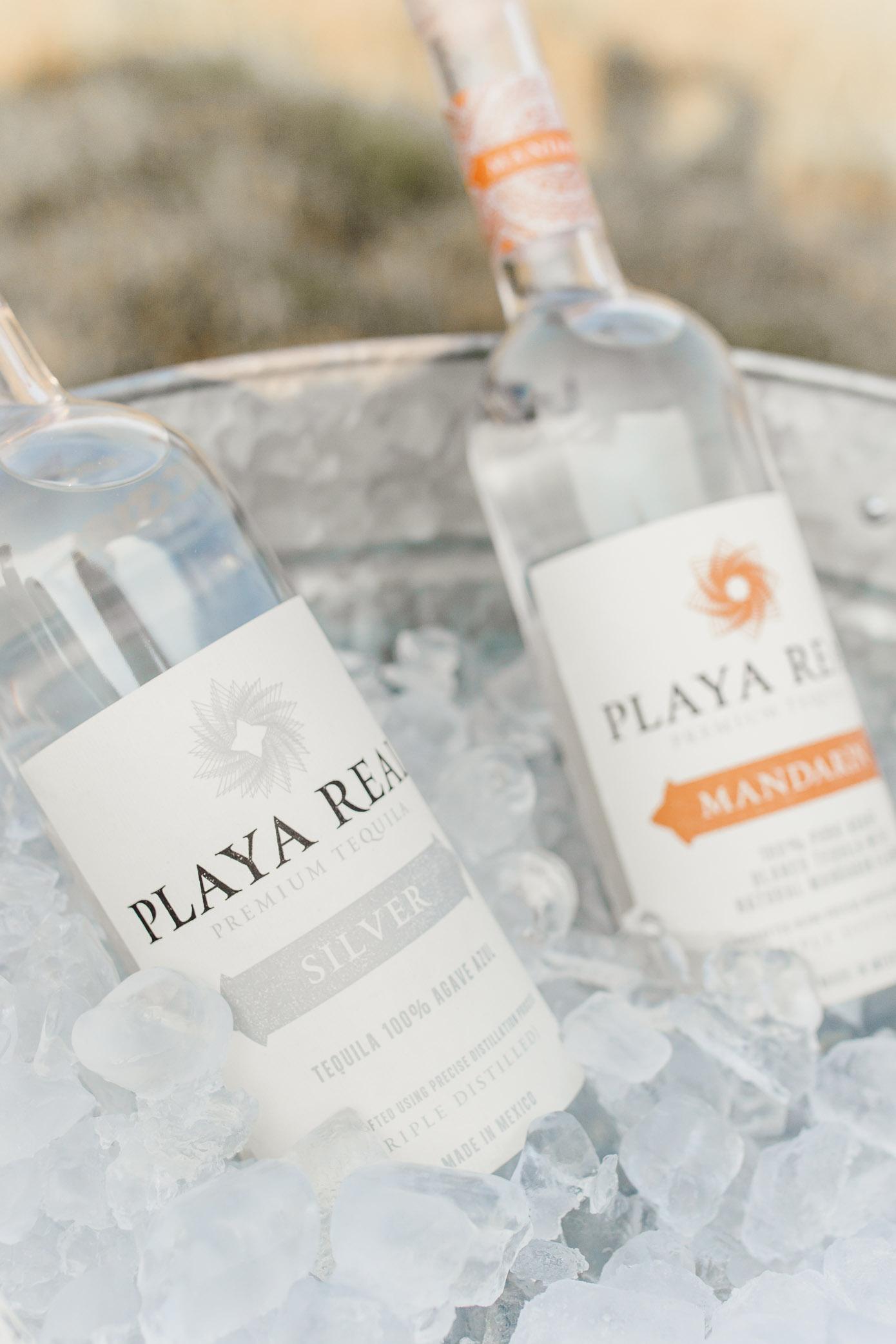 Playa Real Flavored Tequila | Summer Margaritas | Louella Reese