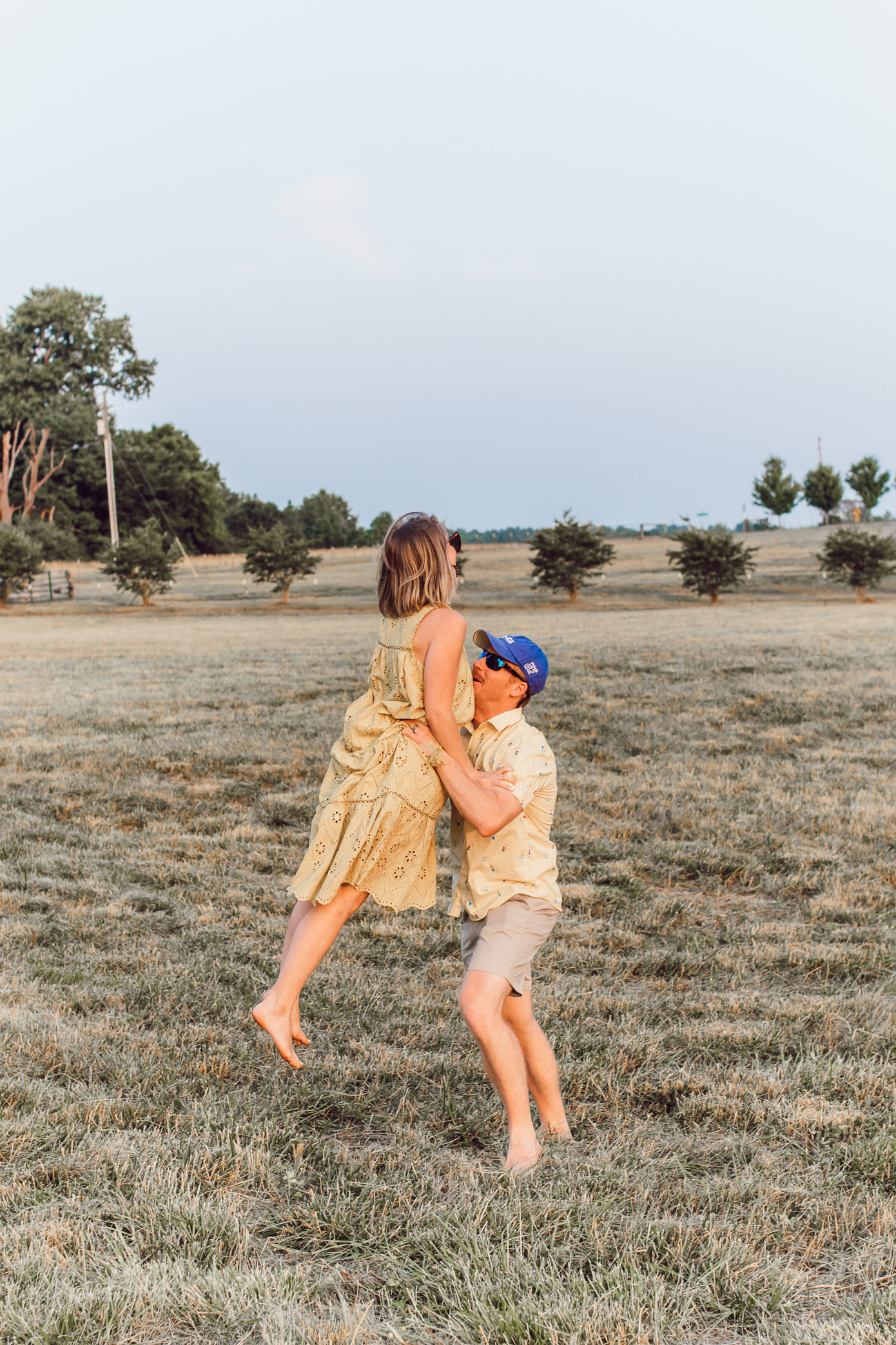 Dirty Dancing Pose Attempt | Louella Reese