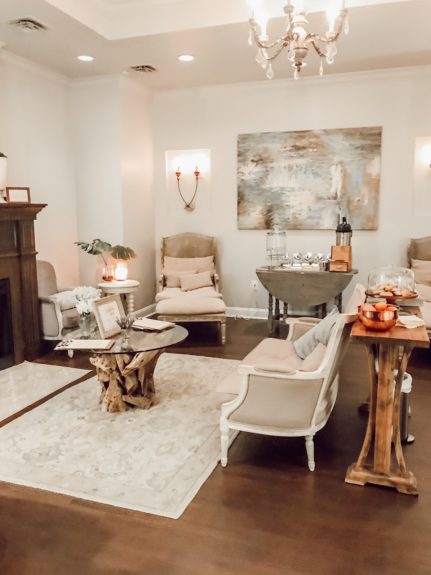 The Woodhouse Day Spa | What to do in Atlanta Georgia | Louella Reese