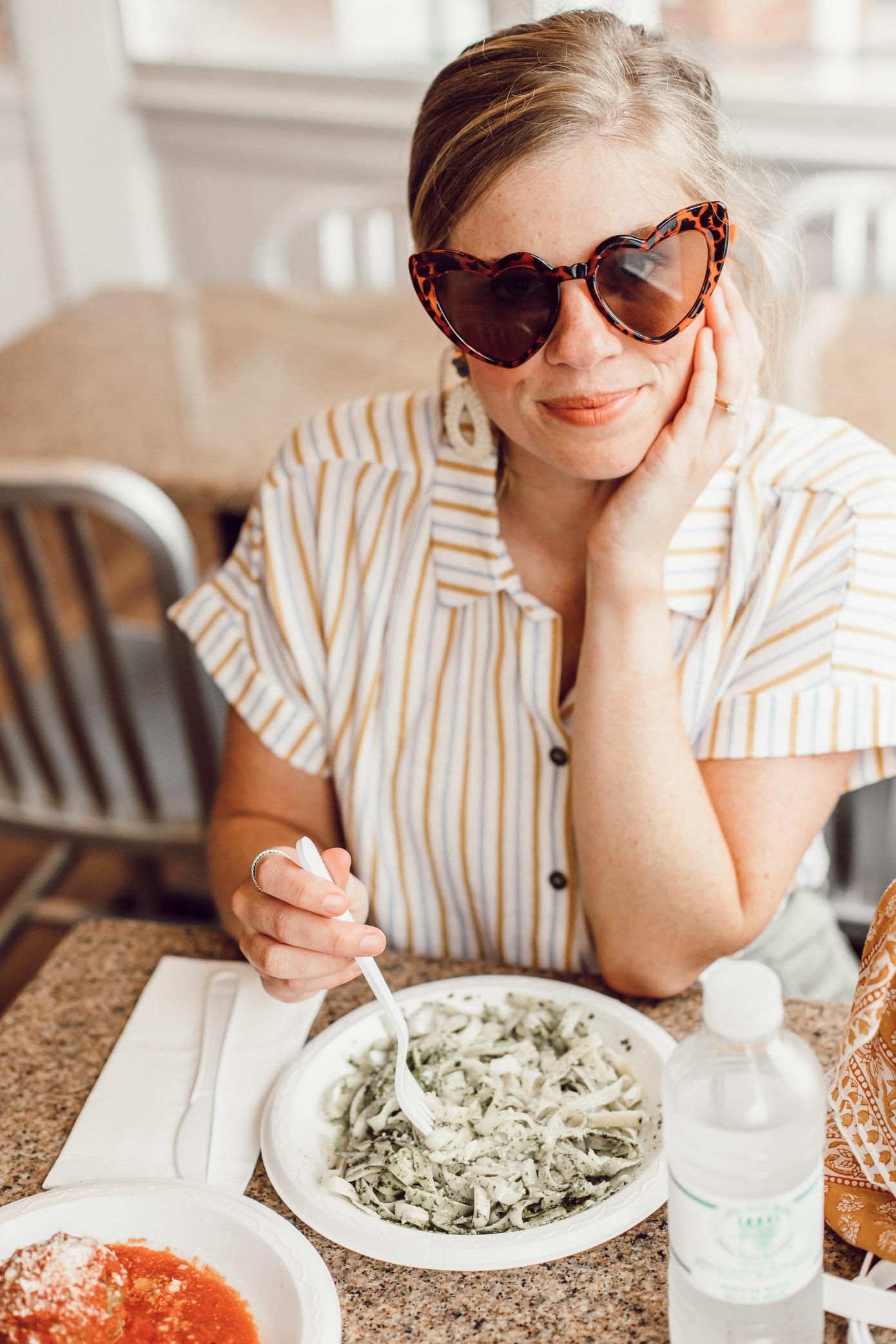 Where to Eat in Dunwoody Georgia | Dunwoody GA Travel Diary | Louella Reese