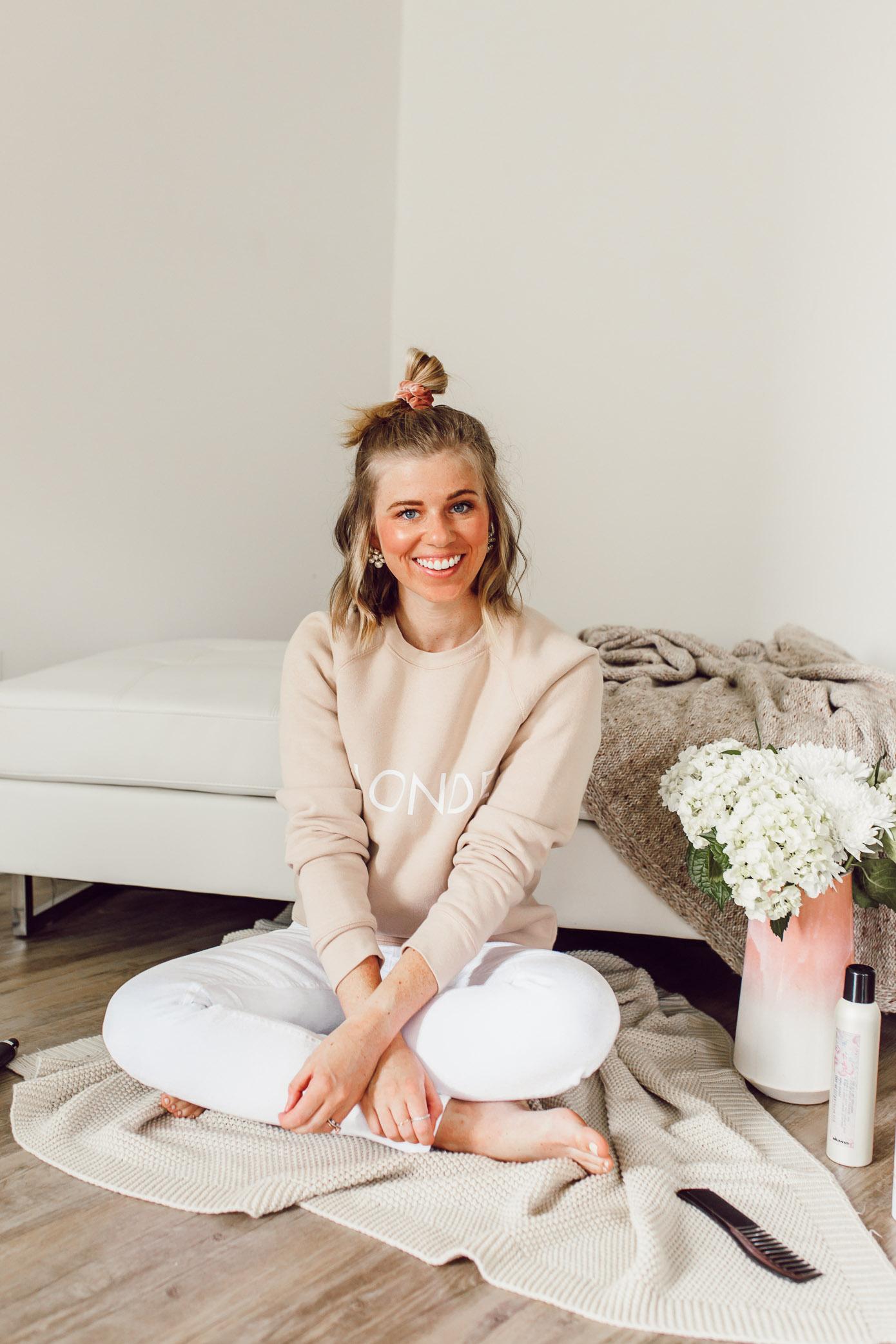 Short Hair Curling Wand Tutorial | Best Curling Wand | Louella Reese