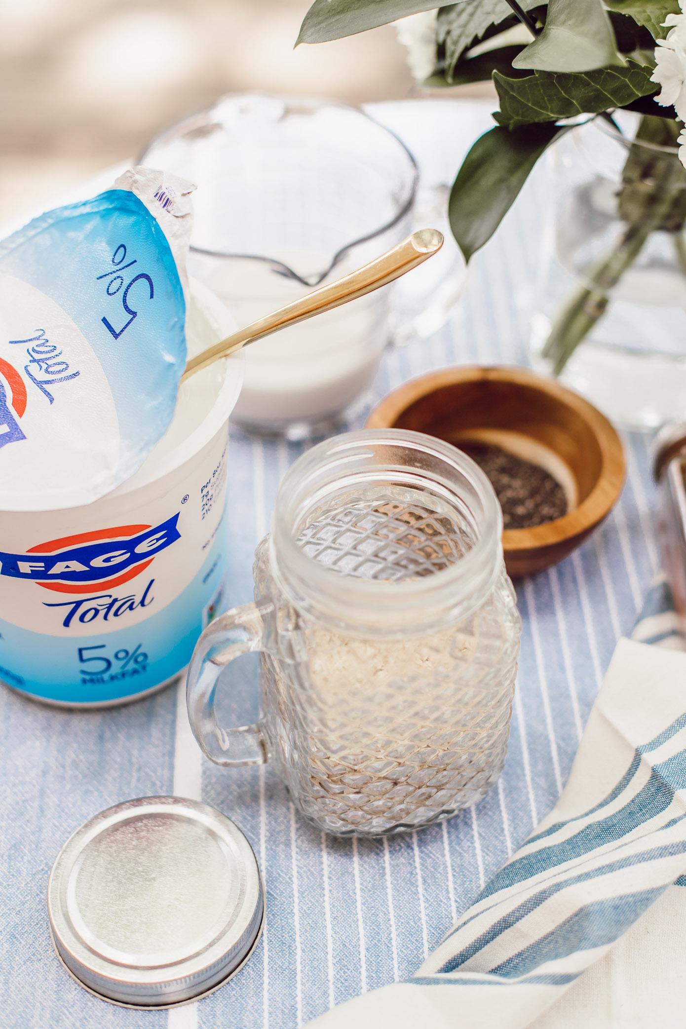 Three Regular Macro Day Recipes with FAGE Yogurt | FWTFL Meal Ideas | Louella Reese