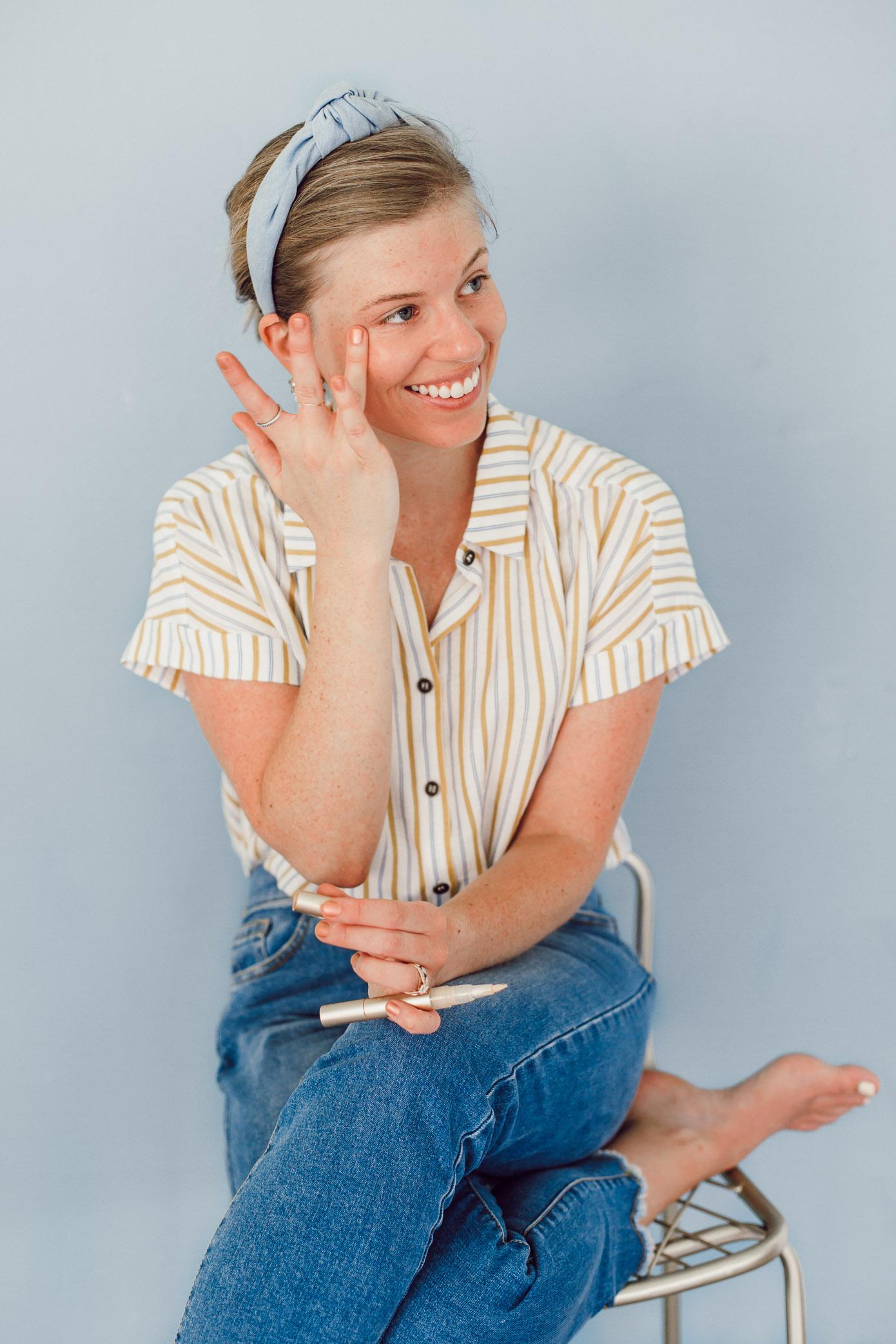 Clean Under-eye Concealer | Clean Beauty, Clean Make-up | Louella Reese