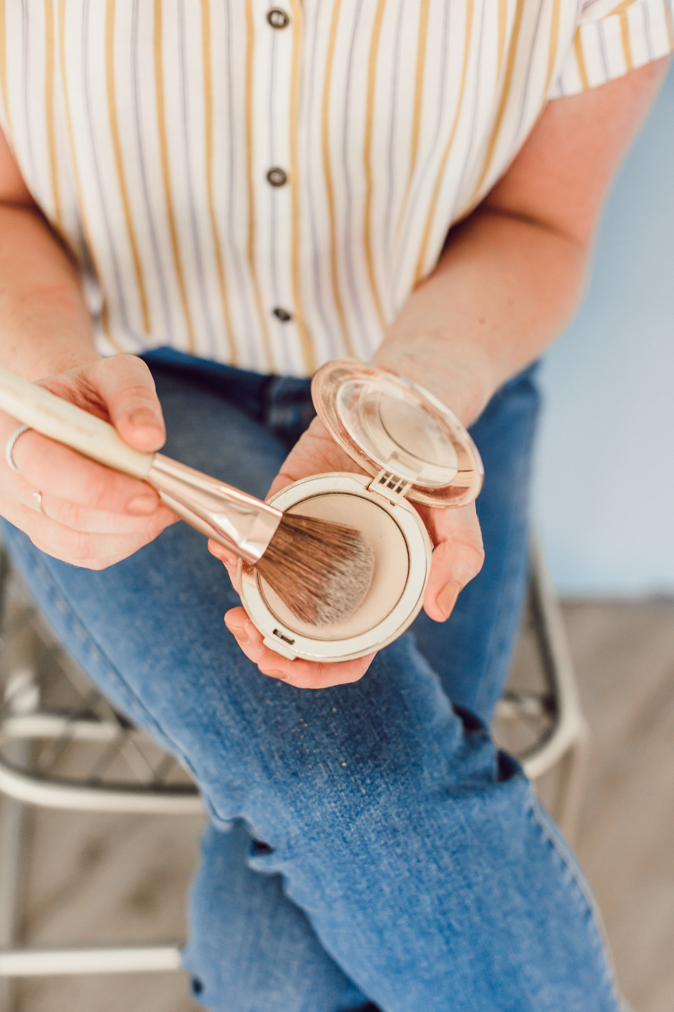 Clean Pressed Powder | Clean Beauty, Clean Make-up | Louella Reese
