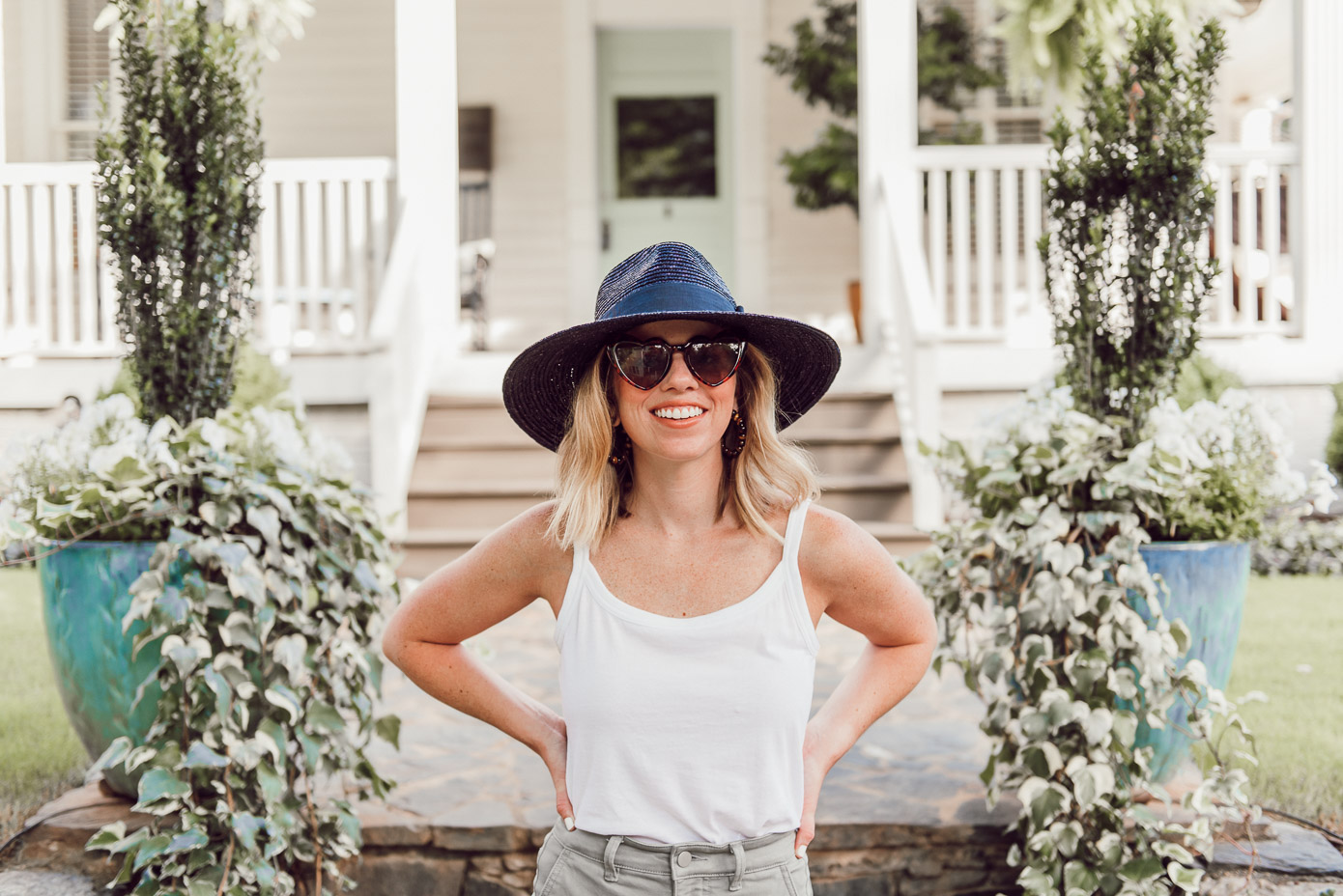 The Perfect Cami under $20 | Summer Tanks | Louella Reese