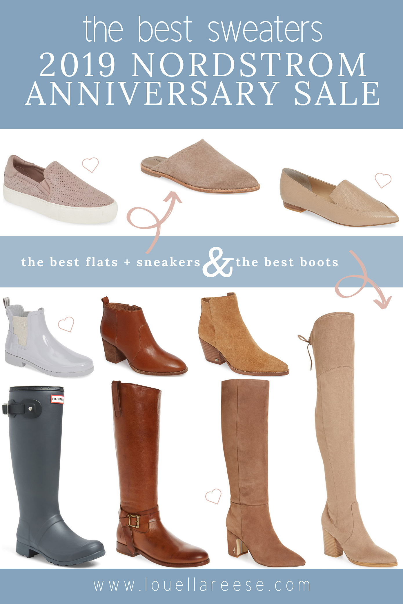 2019 Nordstrom Anniversary Sale Best Shoes | The BEST Shoes from the 2019 Nordstrom Anniversary Sale | Louella Reese