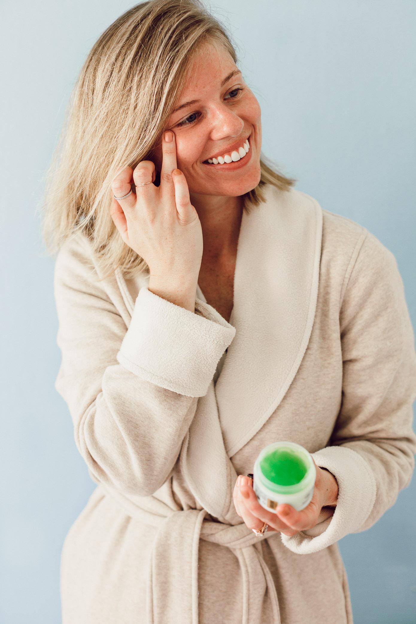 Clean Beauty Eye Cream | Louella Reese