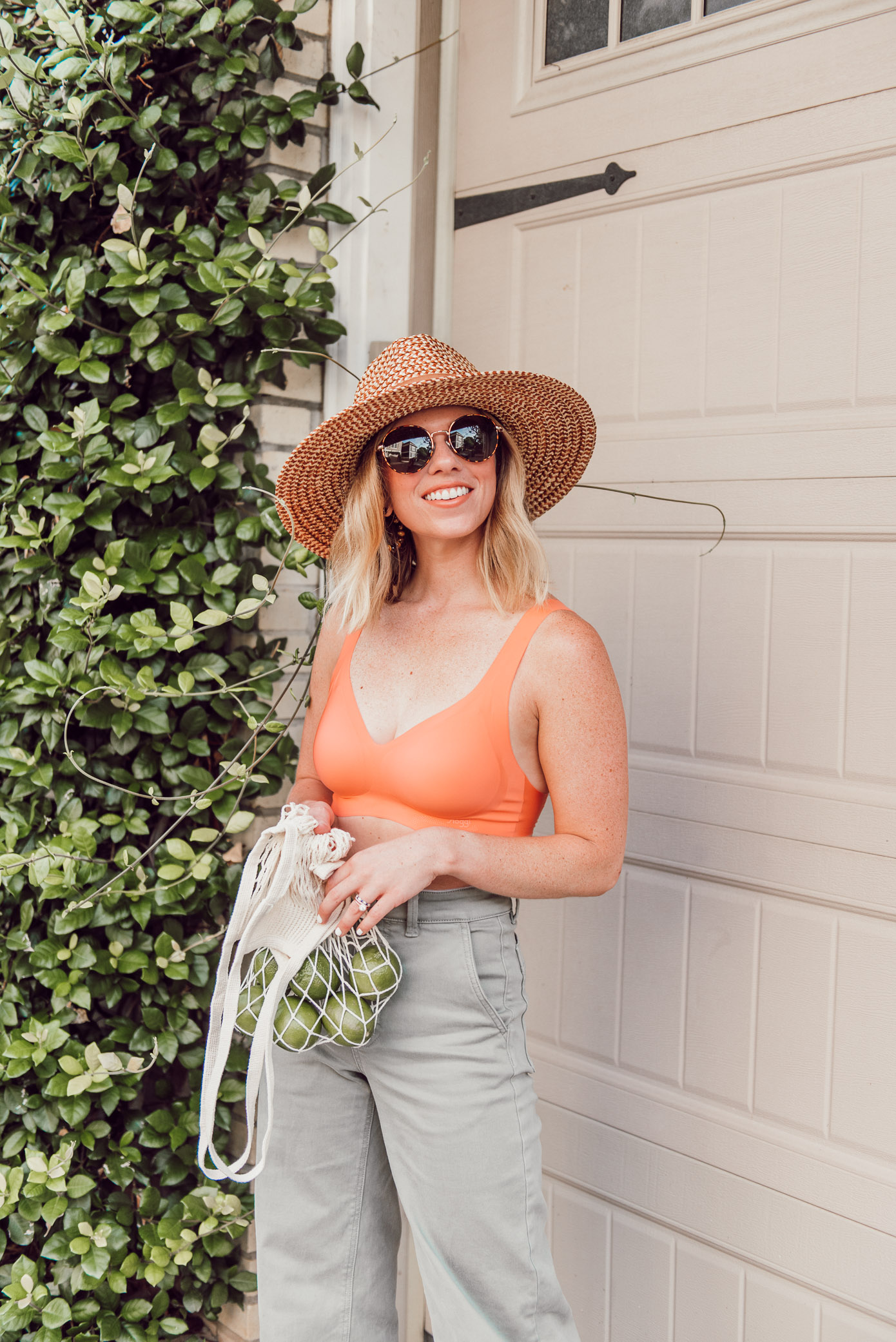 The Comfiest Bralette for Everyday Wear | How to Style Bralette for Summer | Louella Reese