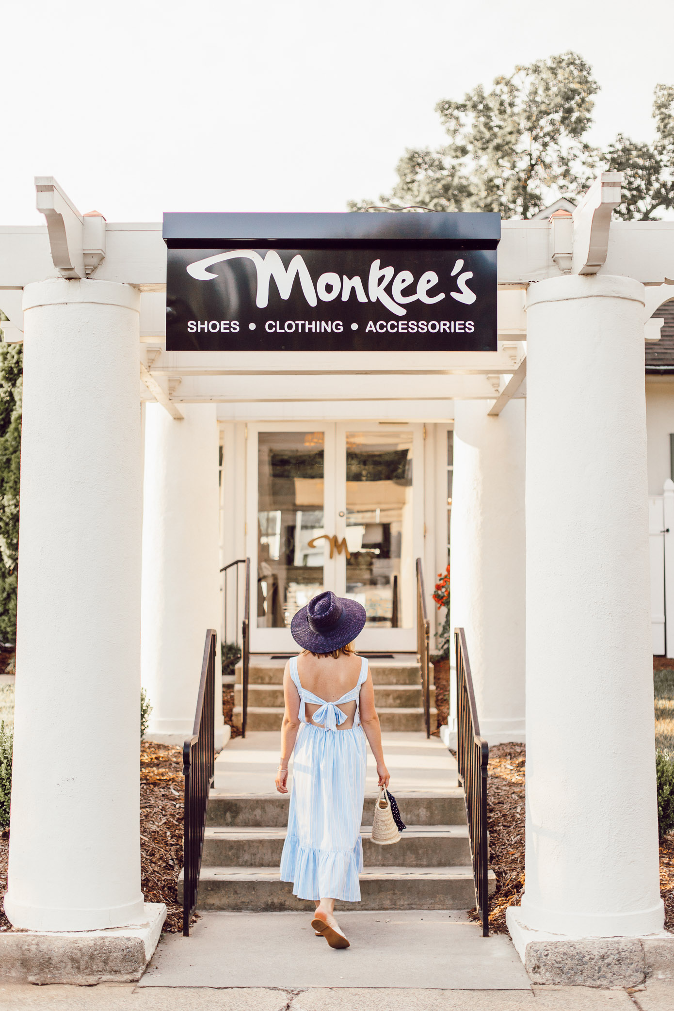 Where to Shop in Winston-Salem NC | Monkee's at the Village | Louella Reese